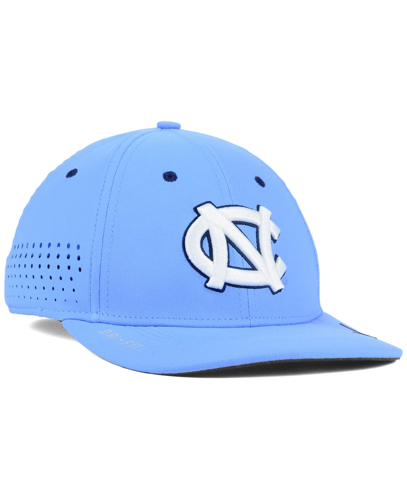 new product 87cce f8943 ... swoosh flex hat c1f8c 221b3  reduced lyst nike north carolina tar heels  sideline cap in blue for men d22fc 2a819