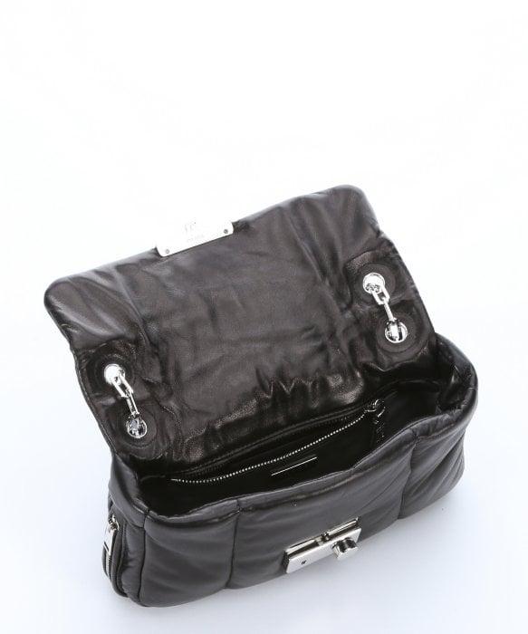 prada chain link bag