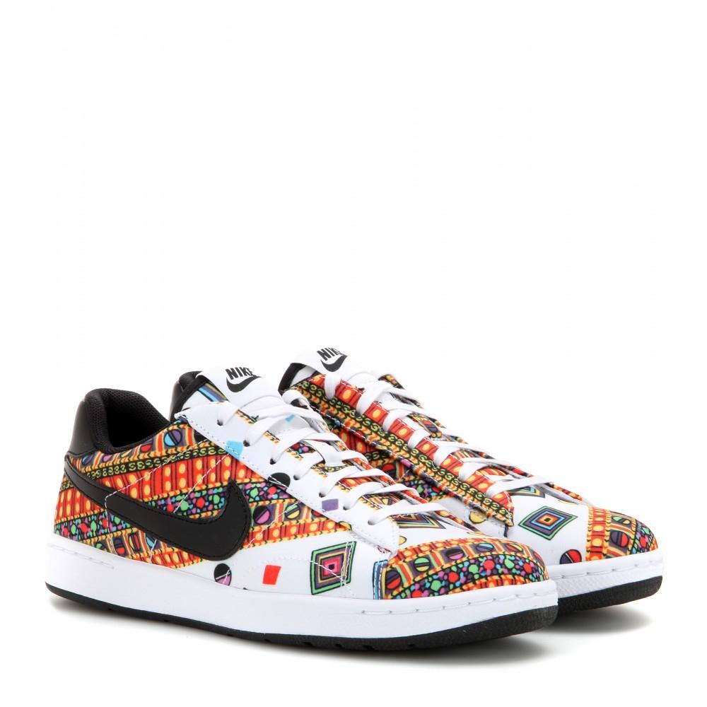 nike tennis classic ultra printed sneakers in lyst
