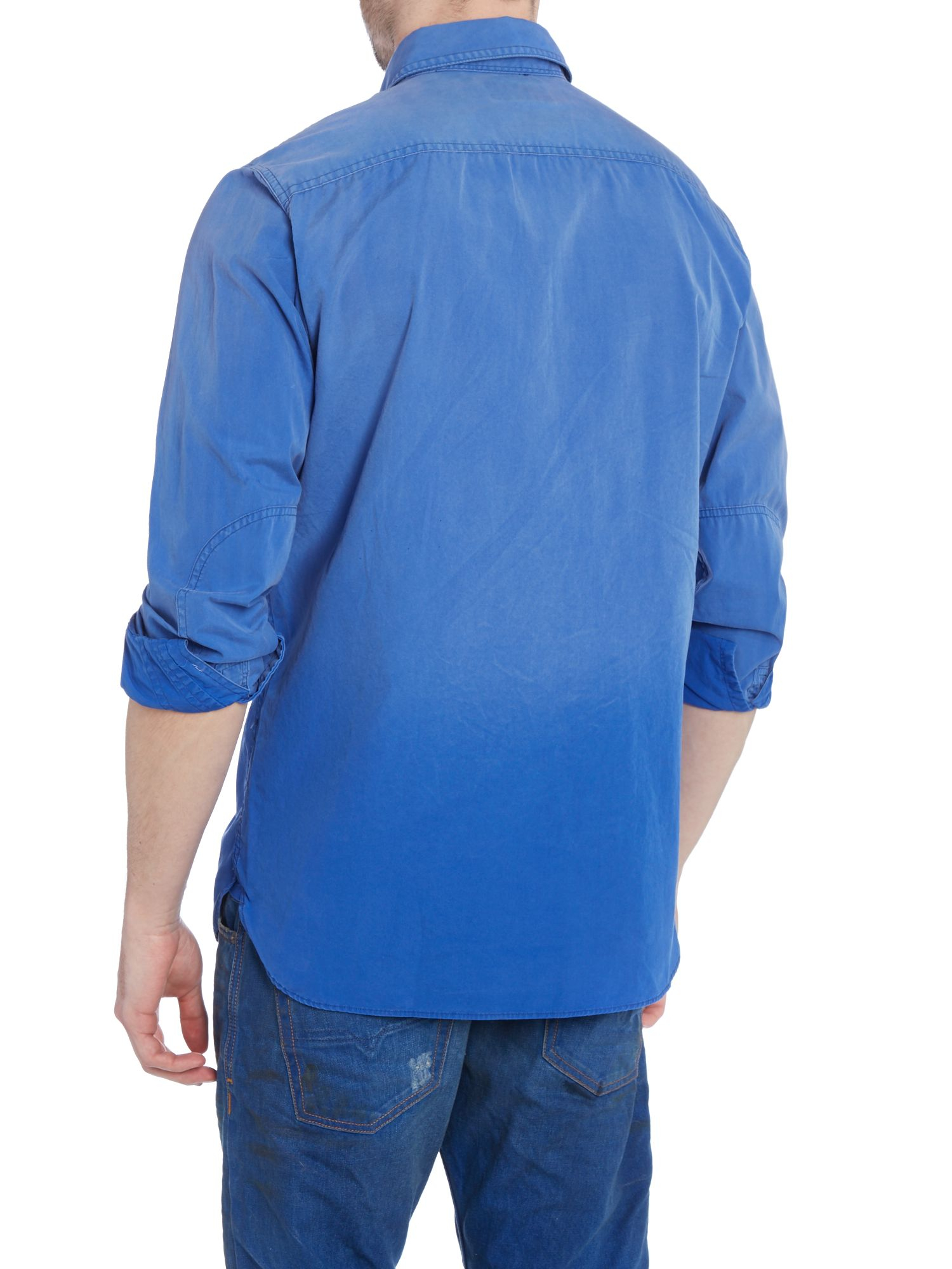 ... house of fraser ralph lauren blue shirt ...