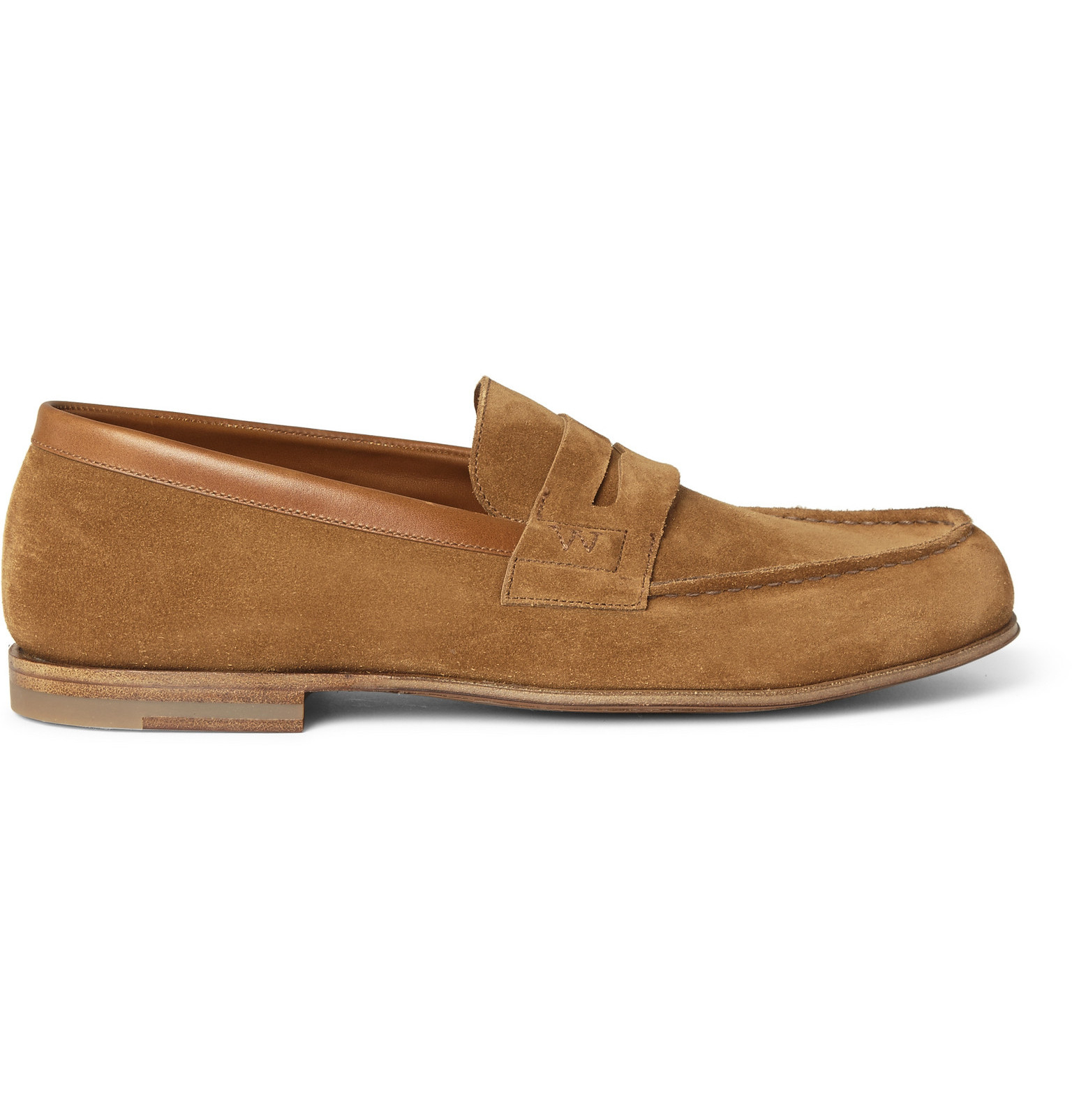 281 Le Moc Suede Loafers J.M. Weston Rw5VTfqBZ7