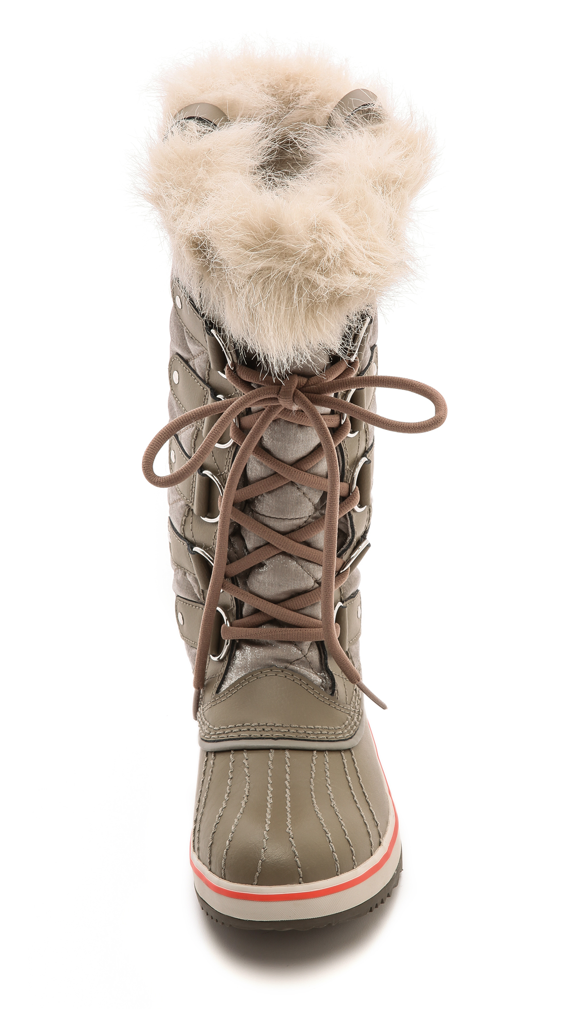 Lyst Sorel Tofino Faux Fur Lined Boots Kettle Courage