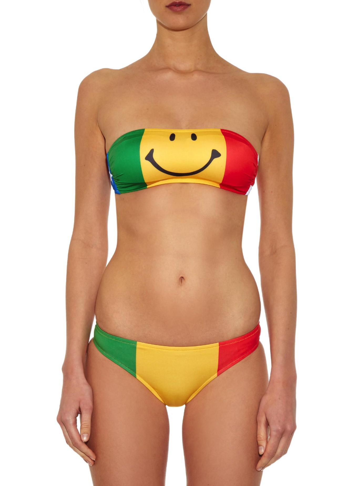Bikini face smiley
