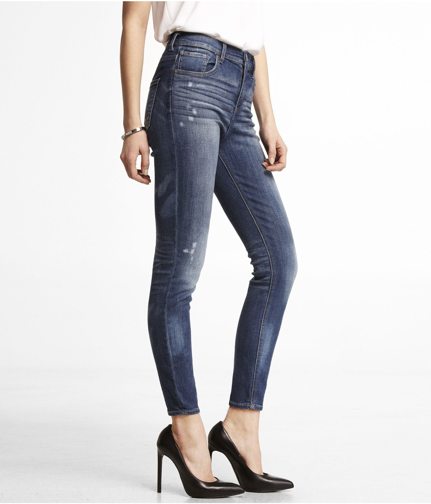 1bf7c404331 Gallery. Women s Vintage Jeans Women s Royal Blue ...