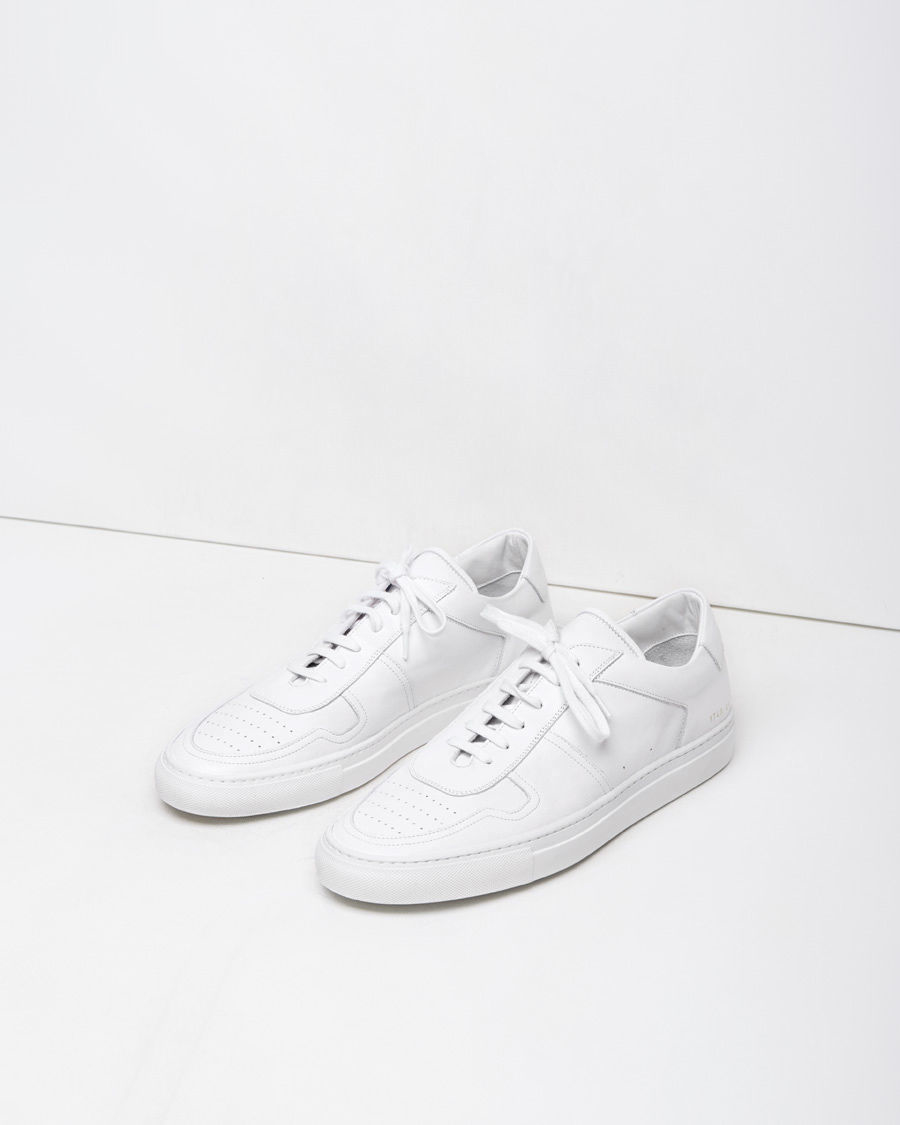 B-Ball low-top sneakers - White Common Projects Pd4KqHP