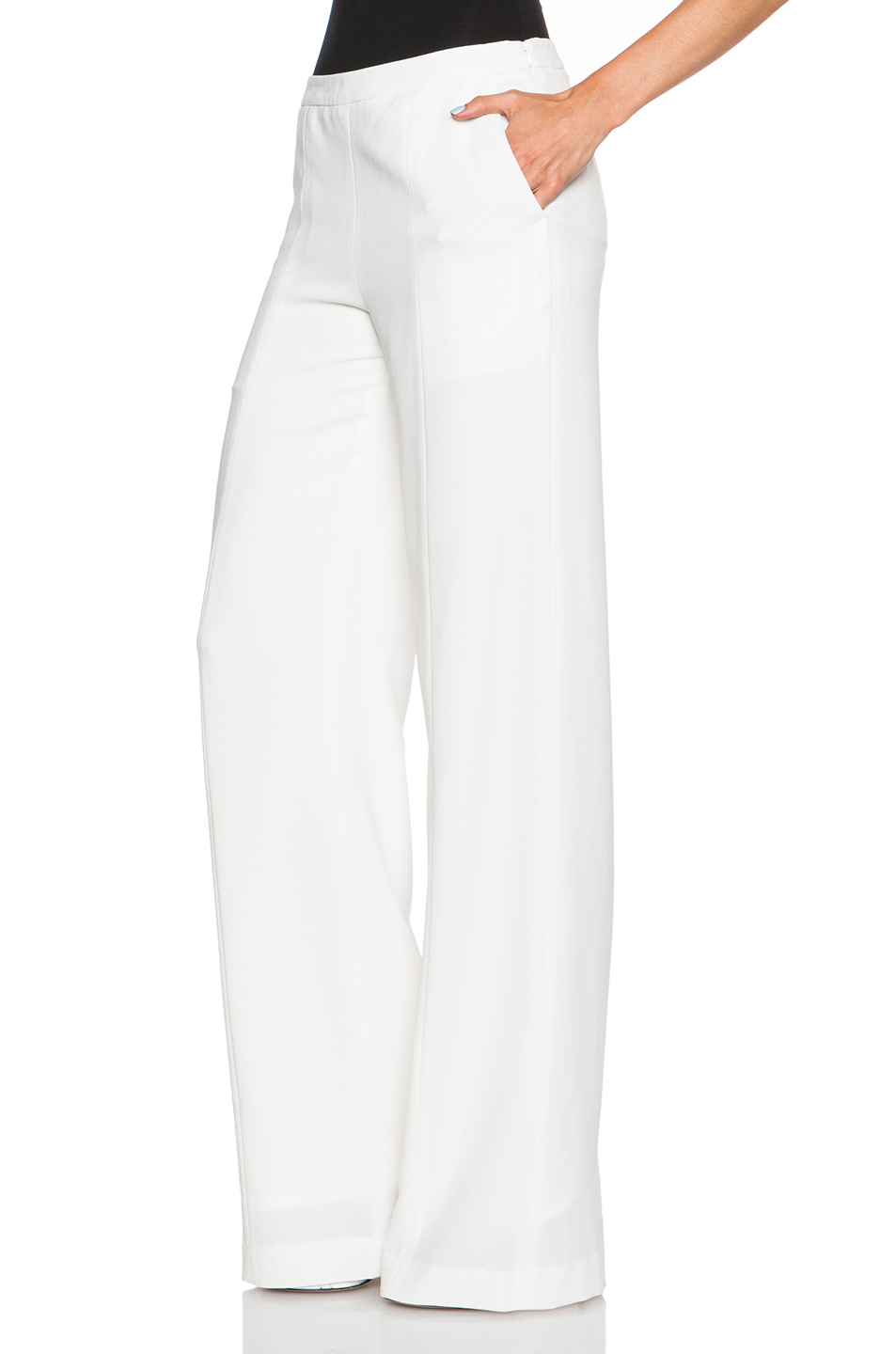 lightweight wide leg pants - Pi Pants