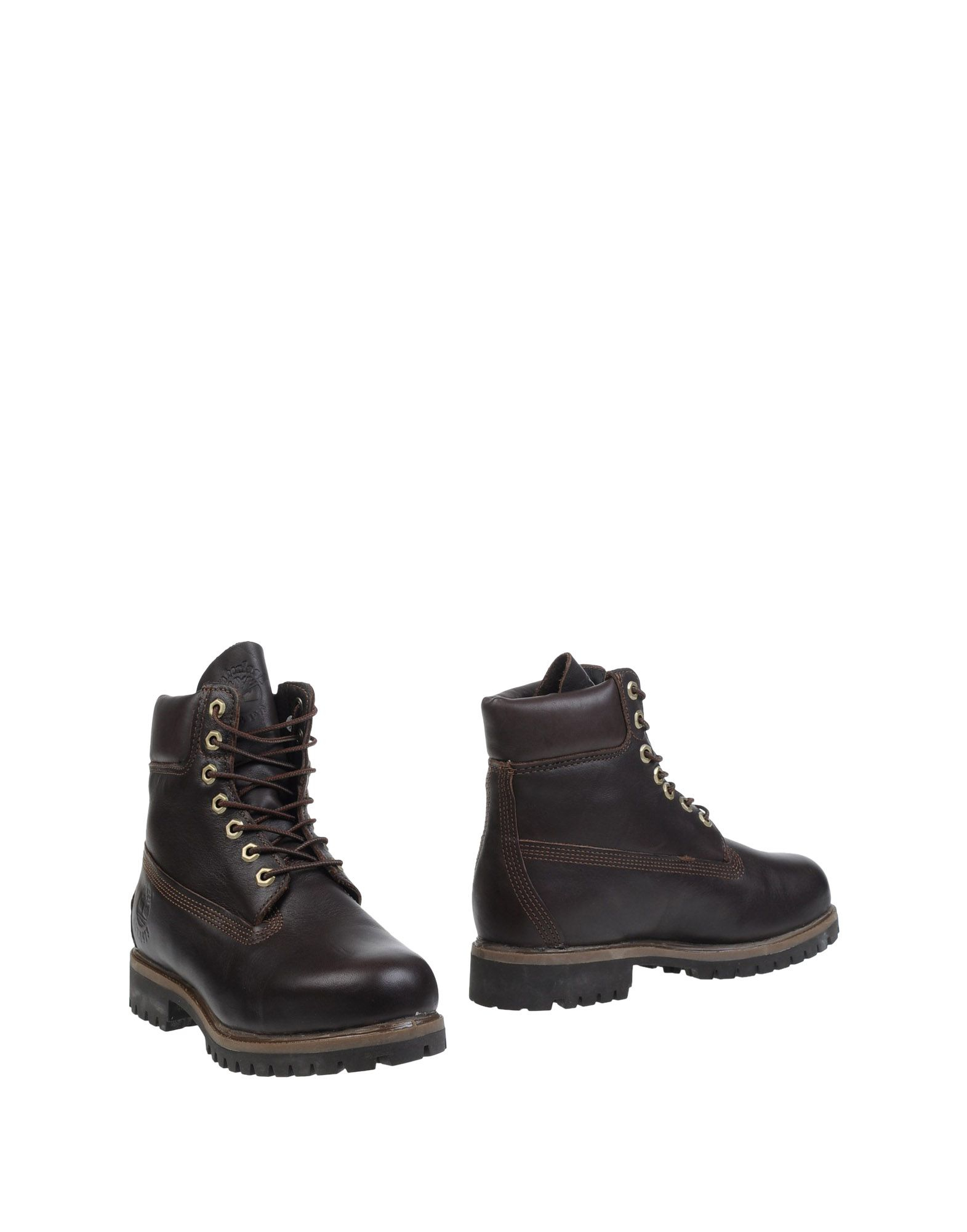 timberland ankle boots in brown for lyst
