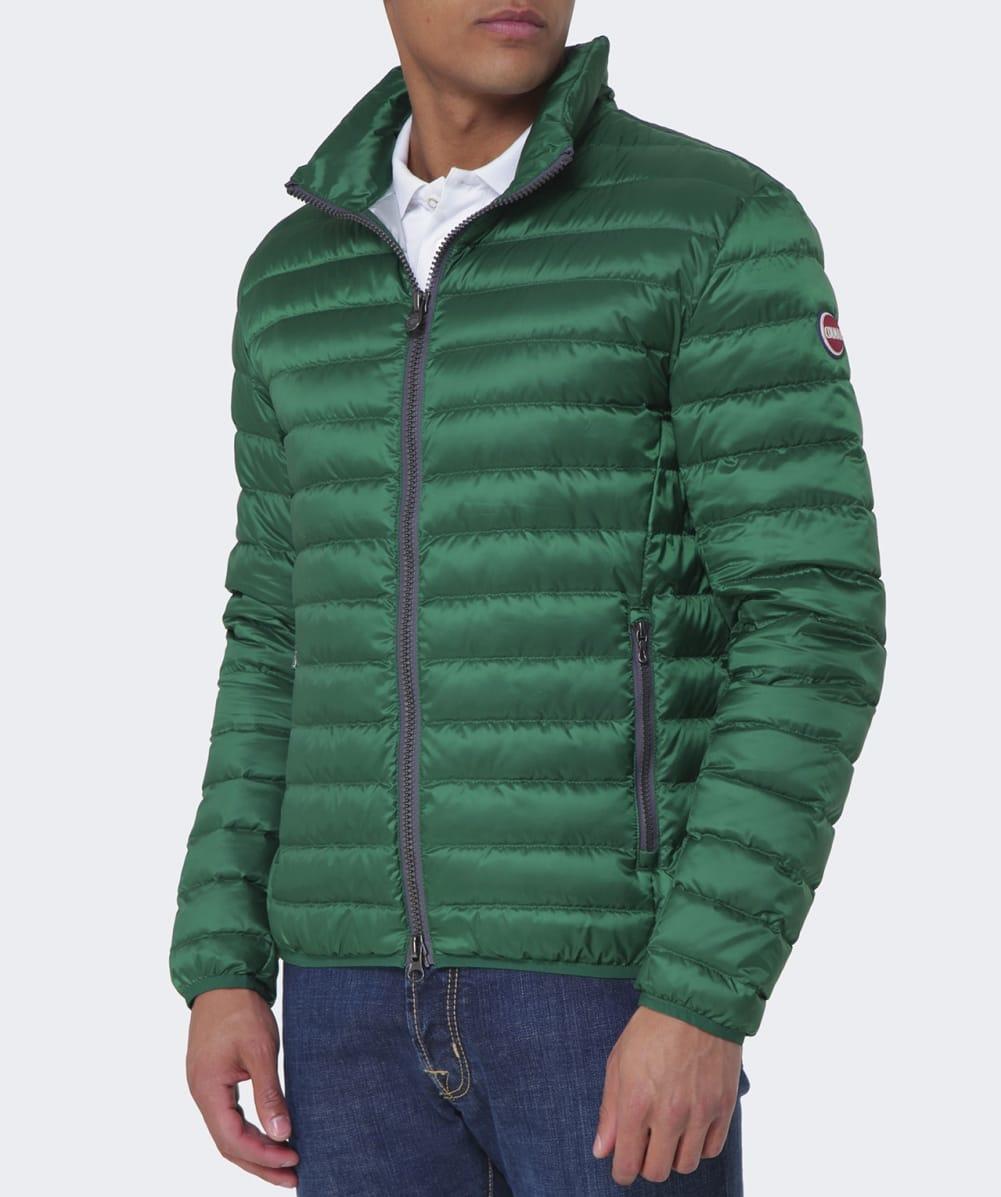 colmar light down jacket in green for men lyst. Black Bedroom Furniture Sets. Home Design Ideas