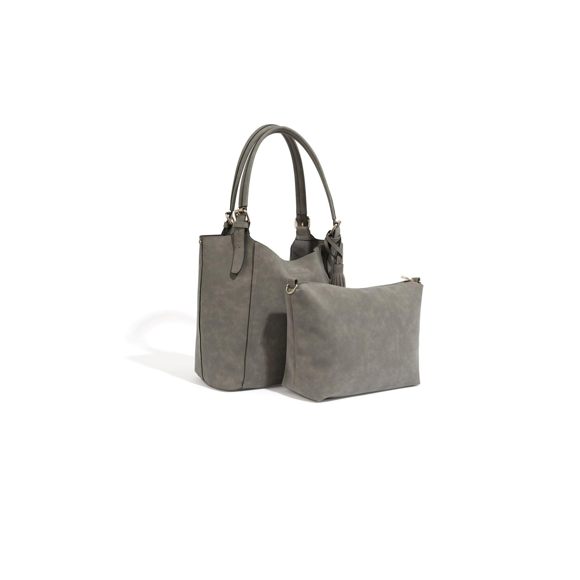 a5cef5cdaeb Oasis Tote Bag in Gray - Lyst