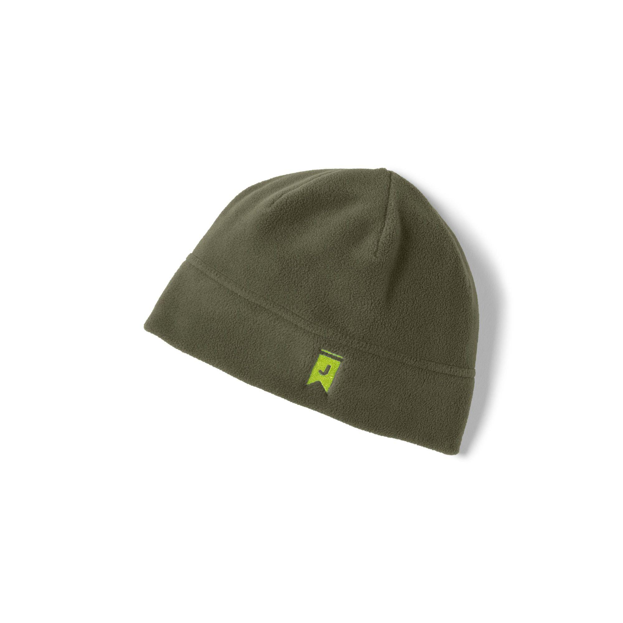 0f7b8f770 Lands' End Green Theremacheck 200 Fleece Beanie Hat in Green for Men ...