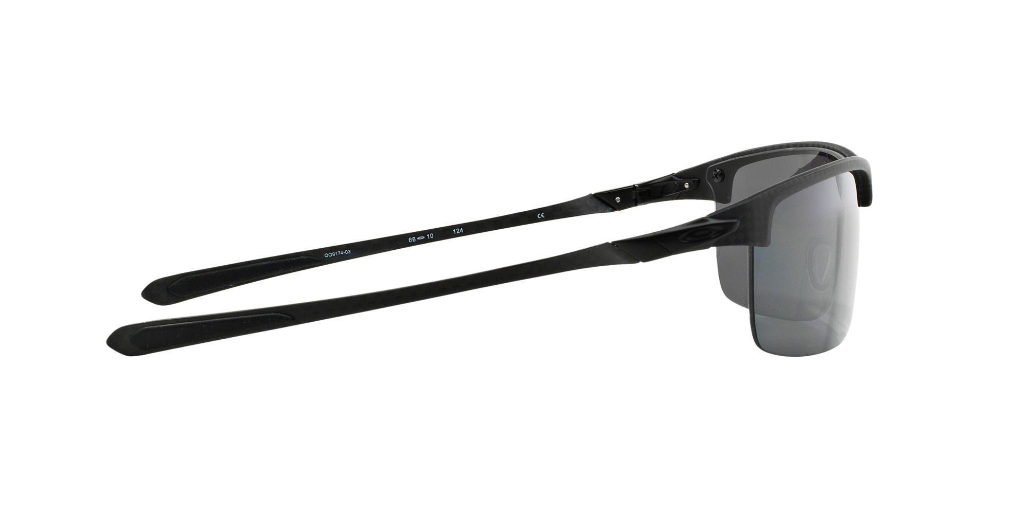 cbbf22e3228 Oakley - Gray Black  carbon Blade  Oo9174 Rectangle Sunglasses for Men -  Lyst. View fullscreen