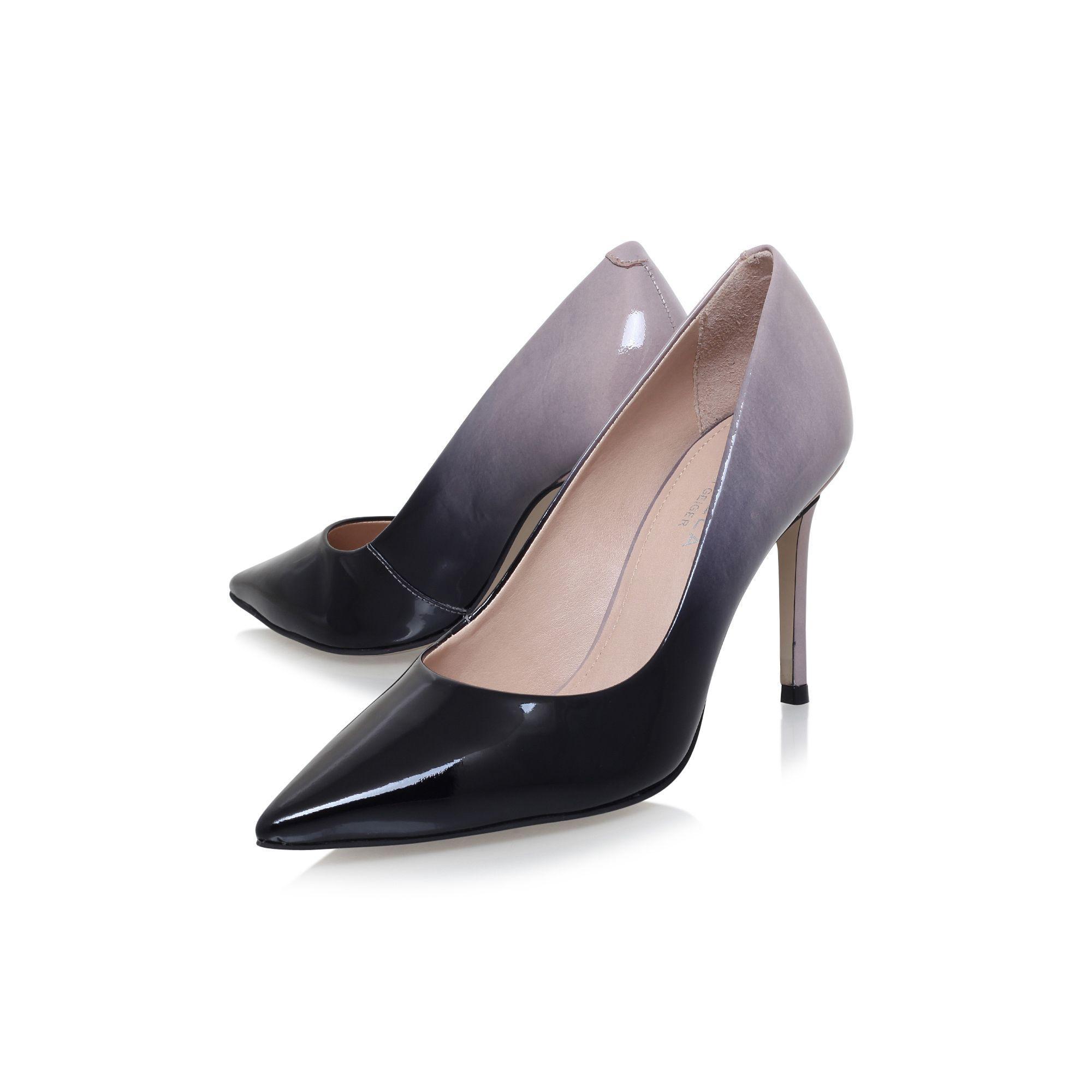 b6919b1e14af Carvela Kurt Geiger Nude  alison  High Heel Court Shoes - Lyst