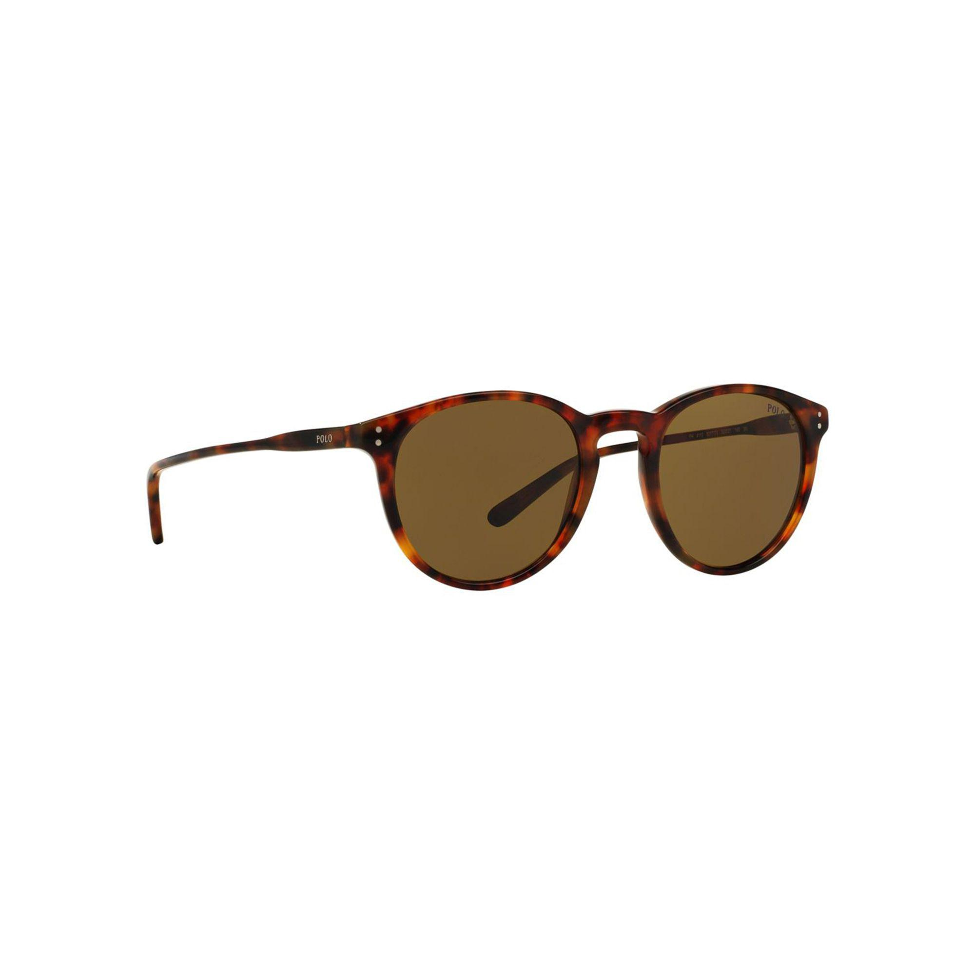 6efb3d5dba Polo Ralph Lauren Brown Ph4110 Phantos Sunglasses in Brown for Men ...