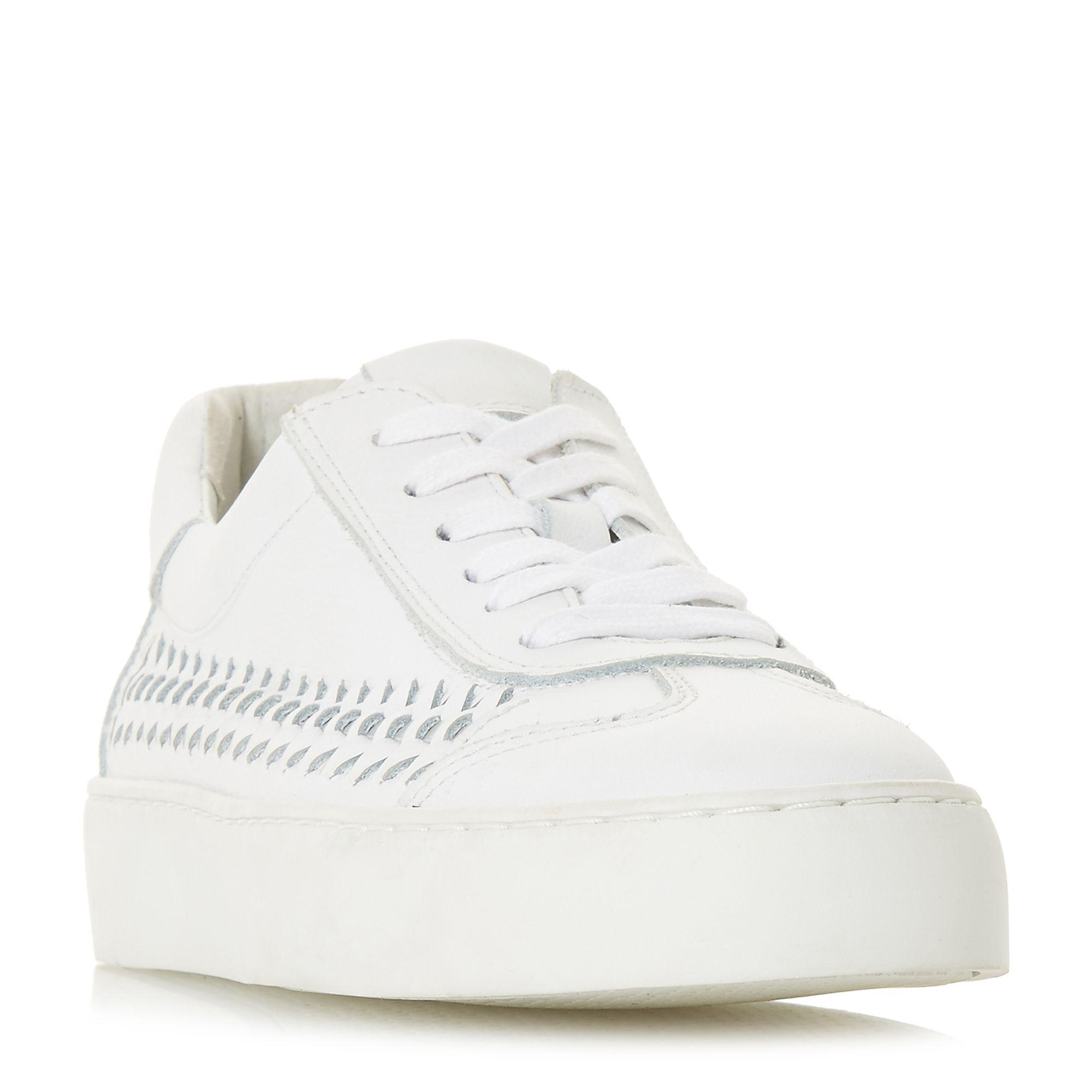 free shipping under $60 Black leather 'Elurru' lace up trainers clearance fashion Style cheap sale prices explore for sale tpbaQB