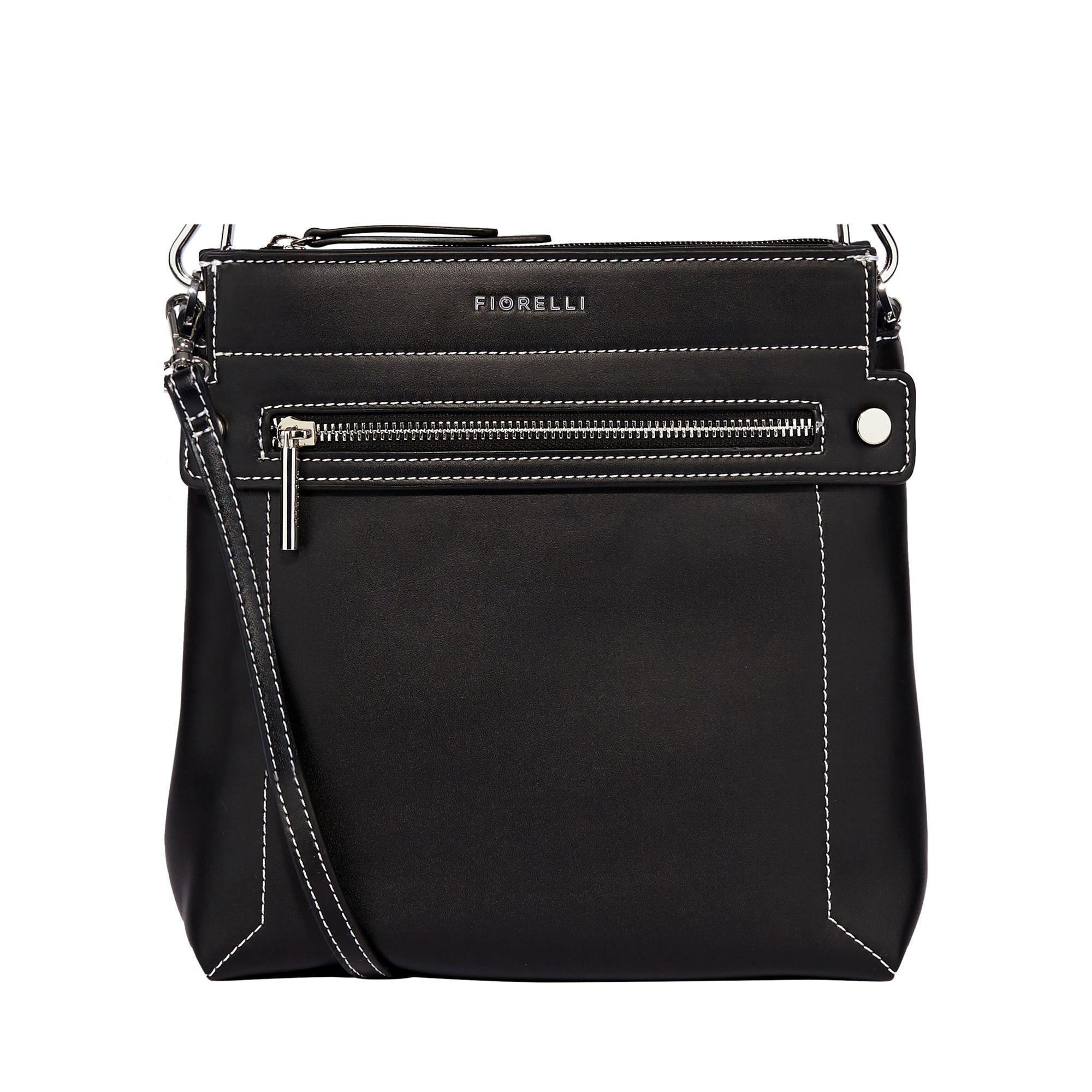 5f9ab5f3f6 Fiorelli - Black Abbey Crossbody Bag - Lyst. View fullscreen