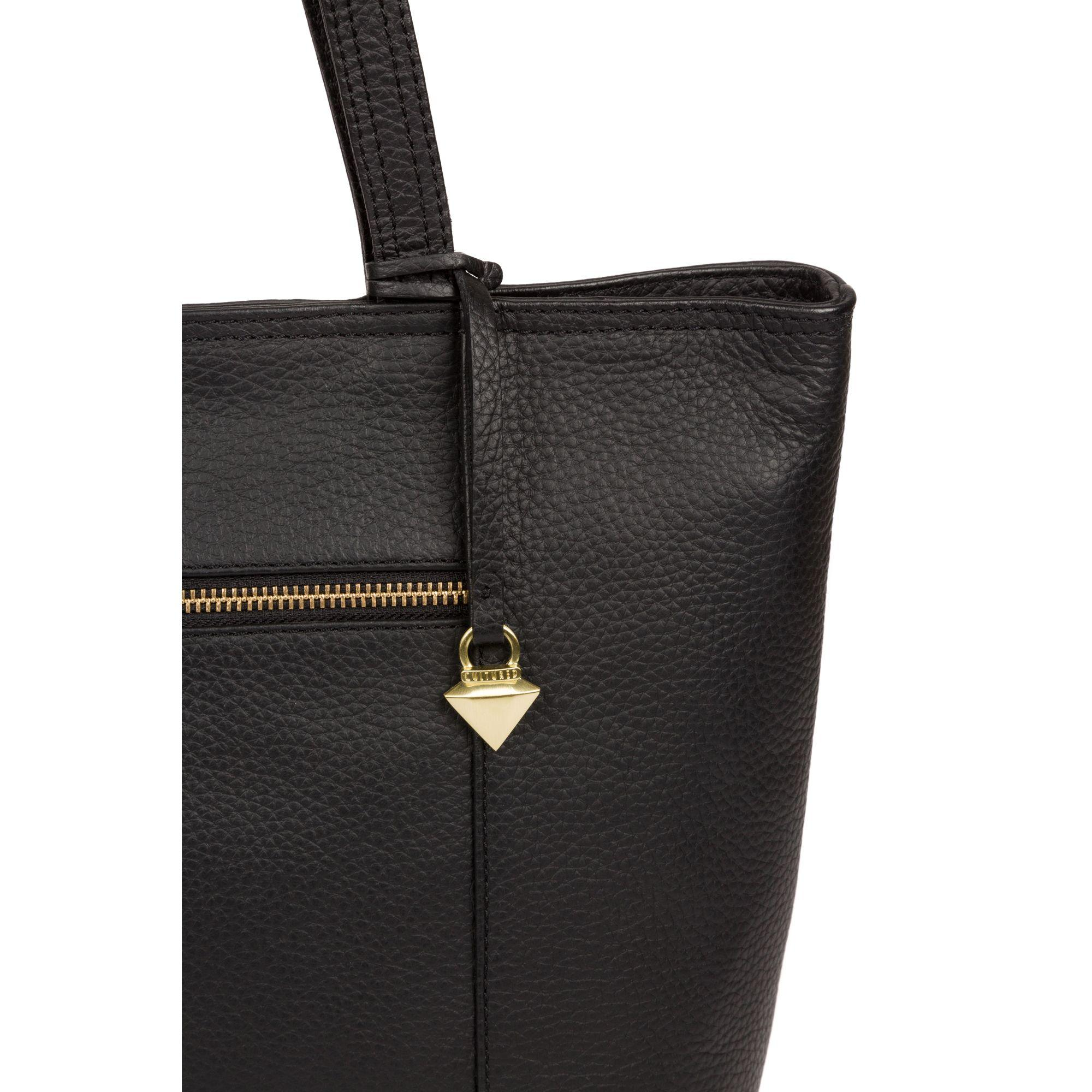 Cultured London - Black  dawn  Handmade Leather Tote Bag - Lyst. View  fullscreen d4f1ecd1b9dd1