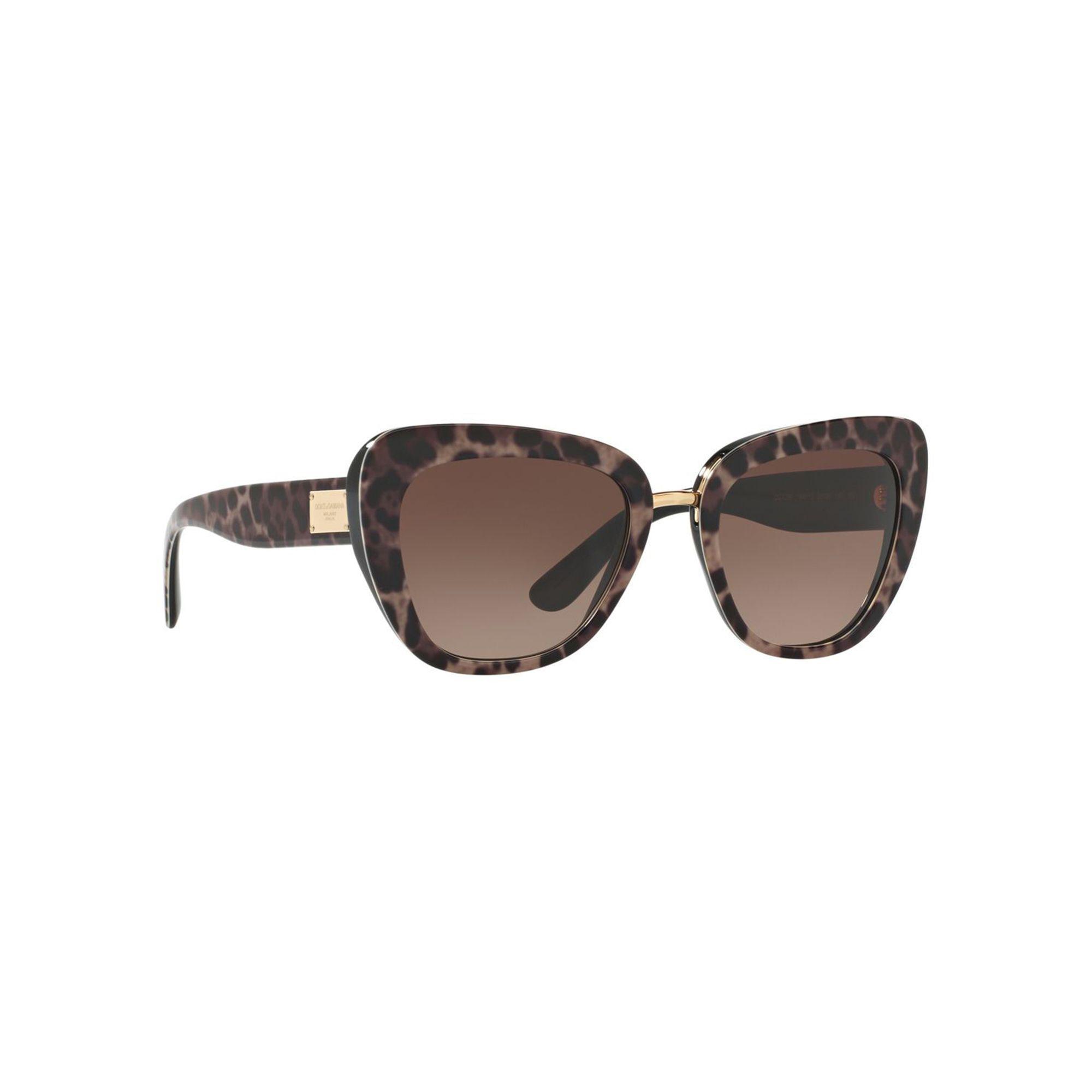 e06785dd2d90 Dolce   Gabbana. Women s Multi Dg4296 Butterfly Sunglasses