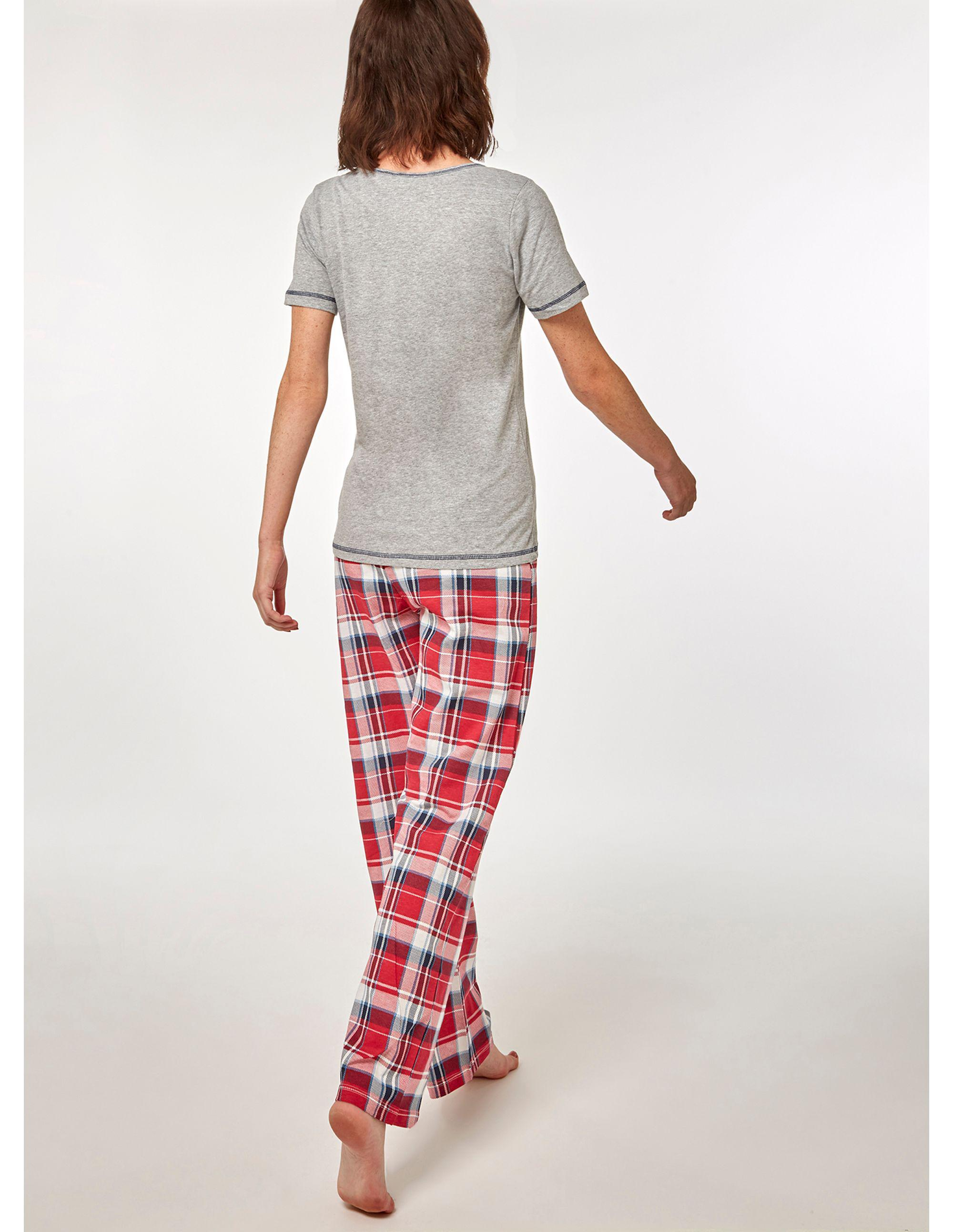8a55357ab6 Dorothy Perkins Grey Let It Snow Pyjamas in Gray - Save 25.0% - Lyst
