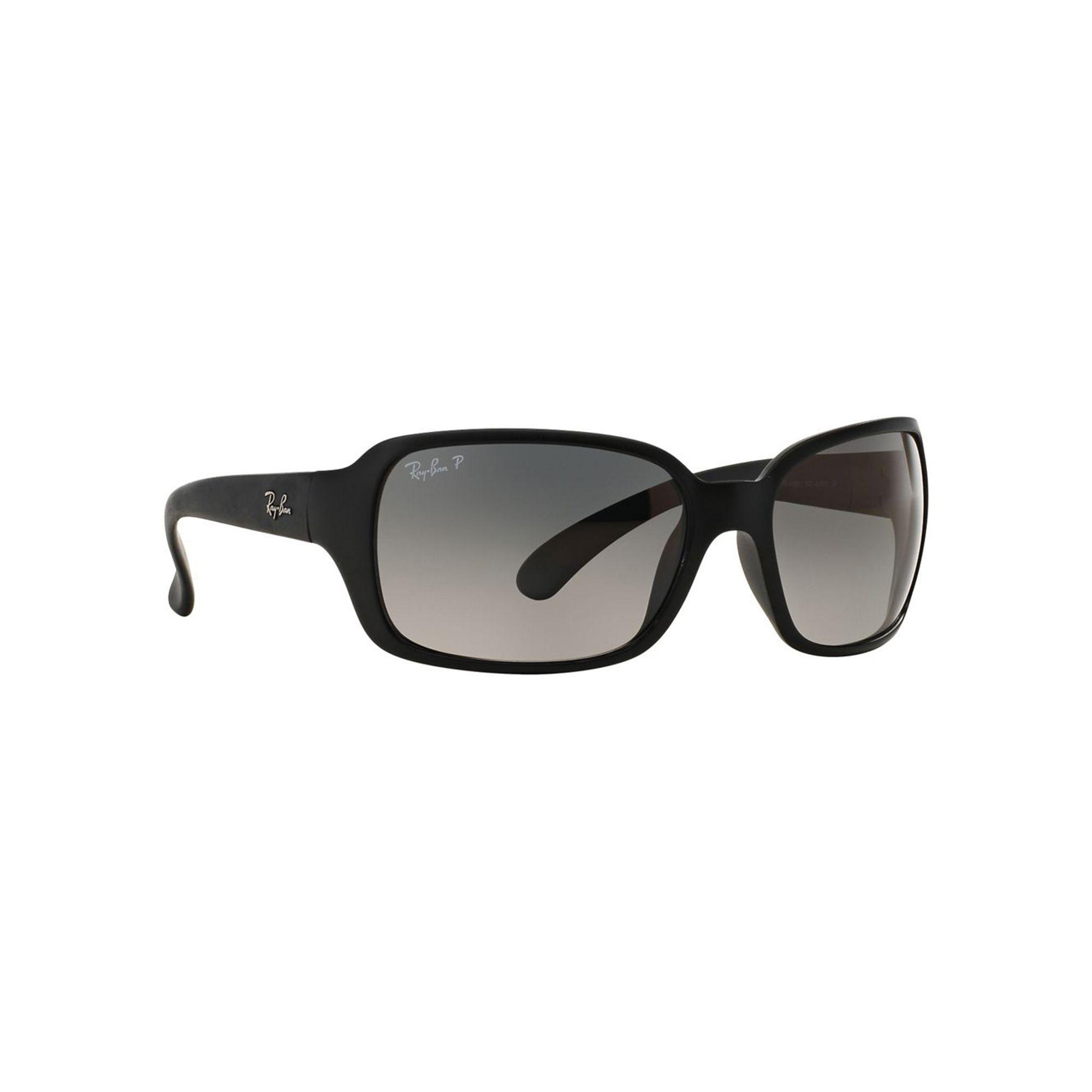 d7784ce8536 Ray-Ban Black Rb4068 Square Sunglasses in Black for Men - Lyst