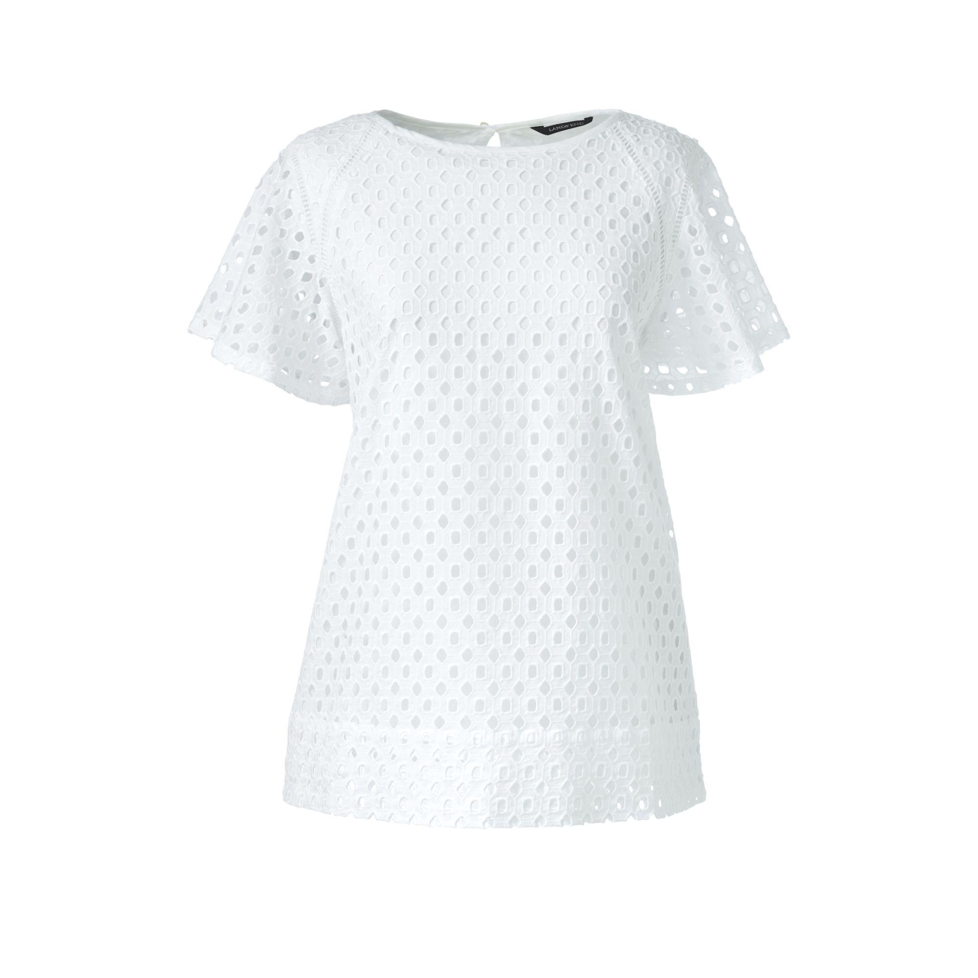 6ac26ebf562264 Gallery. Previously sold at: Debenhams · Women's Bell Sleeved Shirts  Women's Polka Dot Tops Women's Broderie Anglaise ...