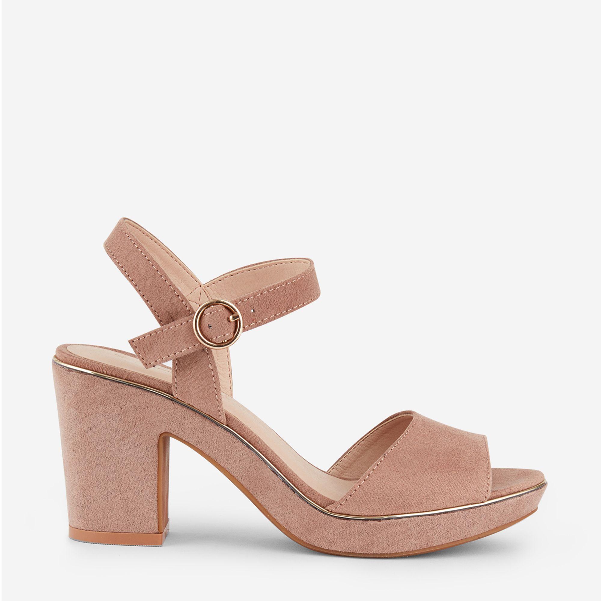 Dorothy Perkins Lyst Strap Sandals Stormy Multi Cream Mules mn0N8w