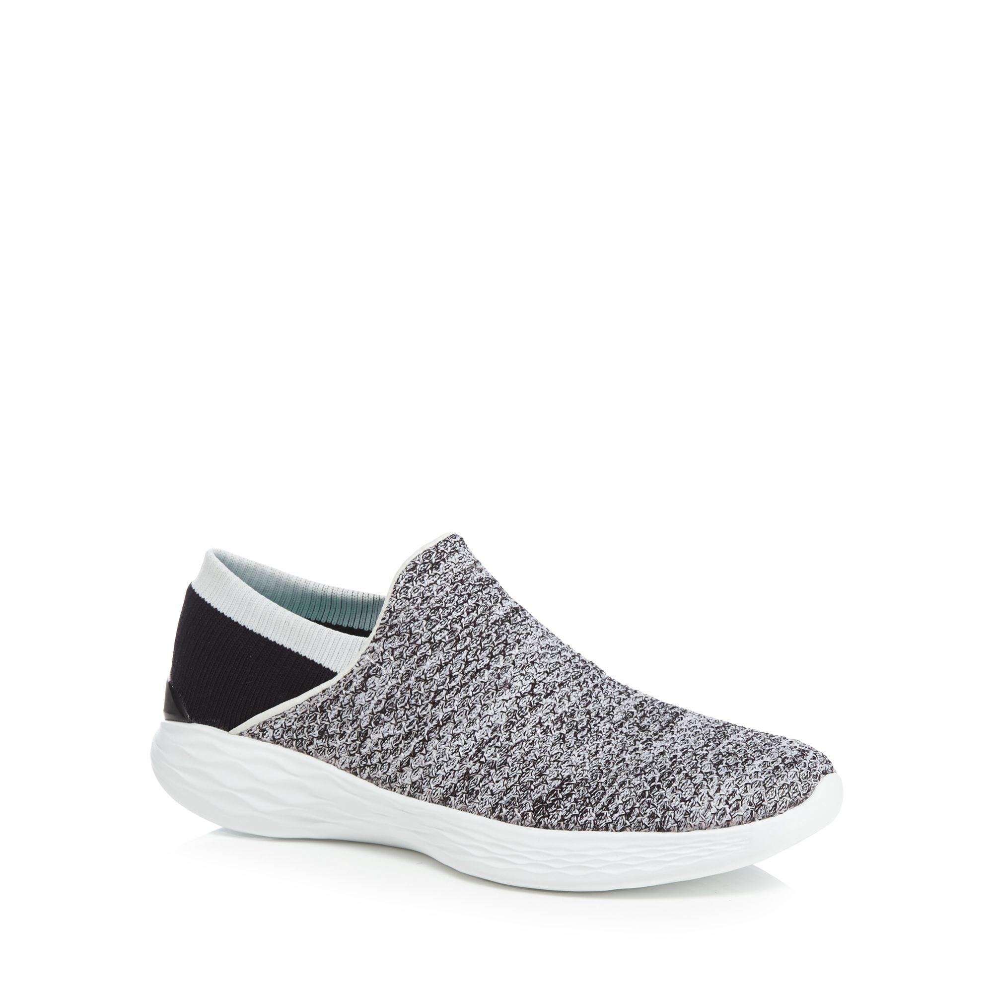 cheap sale sast outlet shop Silver 'You' slip-on trainers cheap big discount free shipping nicekicks outlet shop offer 1qljf