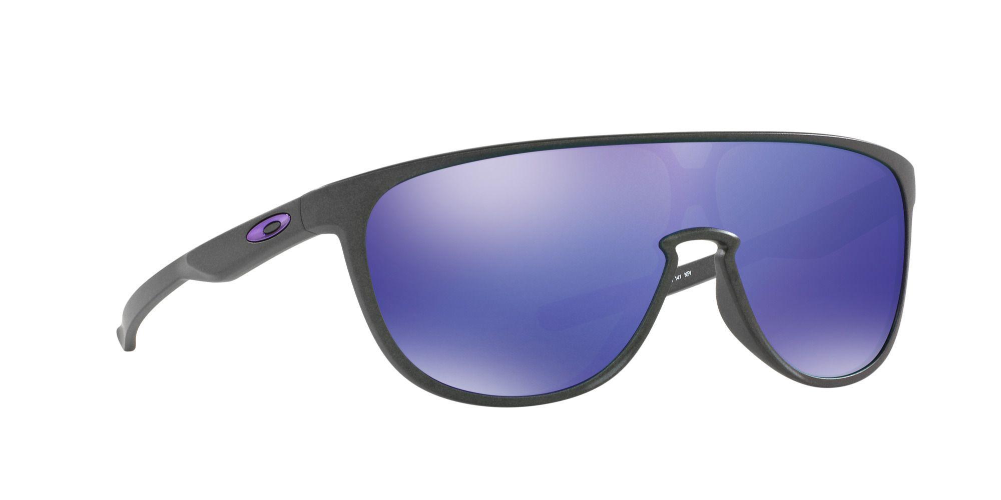 910b6719839 Oakley Grey  trillbe  Oo9318 Rectangle Sunglasses in Gray for Men - Lyst