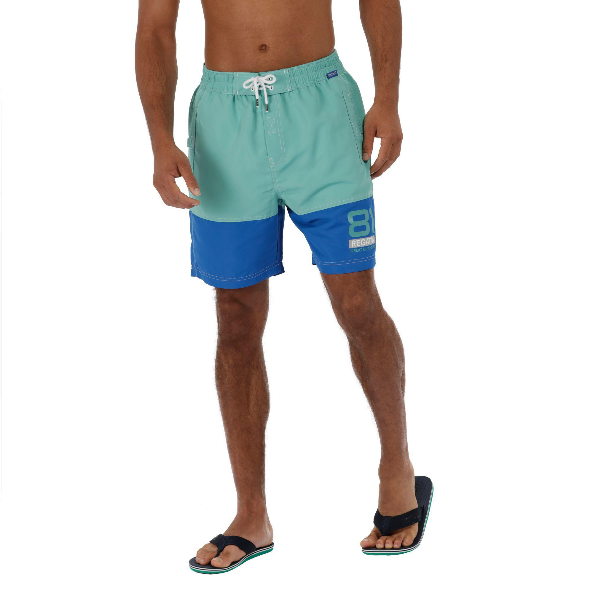 275b70b4fa Regatta Green 'brachtmar' Swim Shorts in Green for Men - Lyst