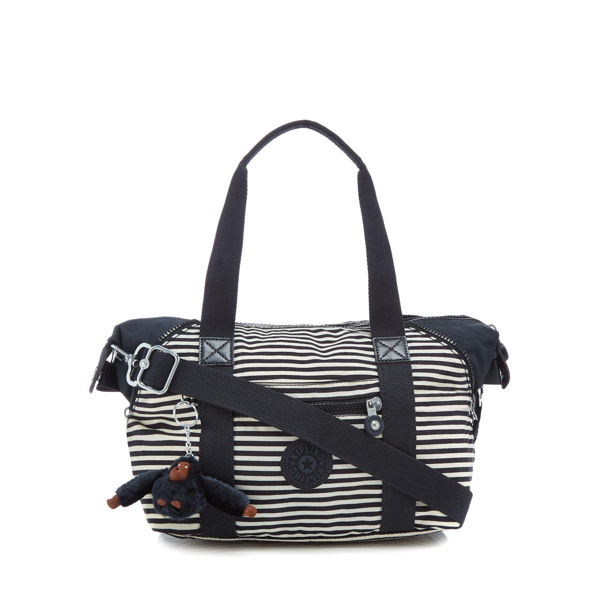 277072628f Kipling Navy  art  Mini Grab Bag in Blue - Lyst