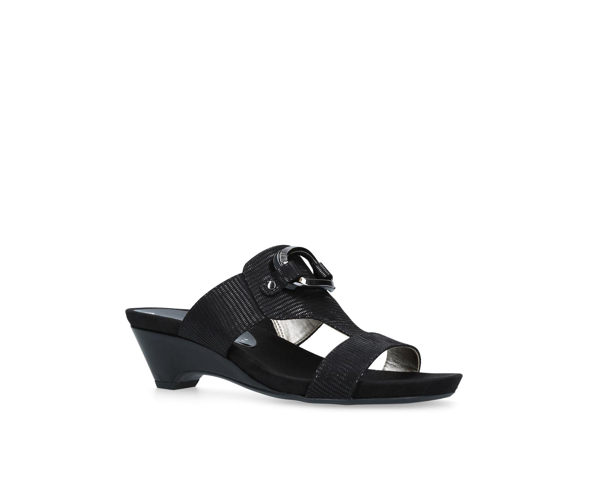 9476a53881826 Anne Klein 'teela' Shoes in Black - Lyst anne klein sandals debenhams