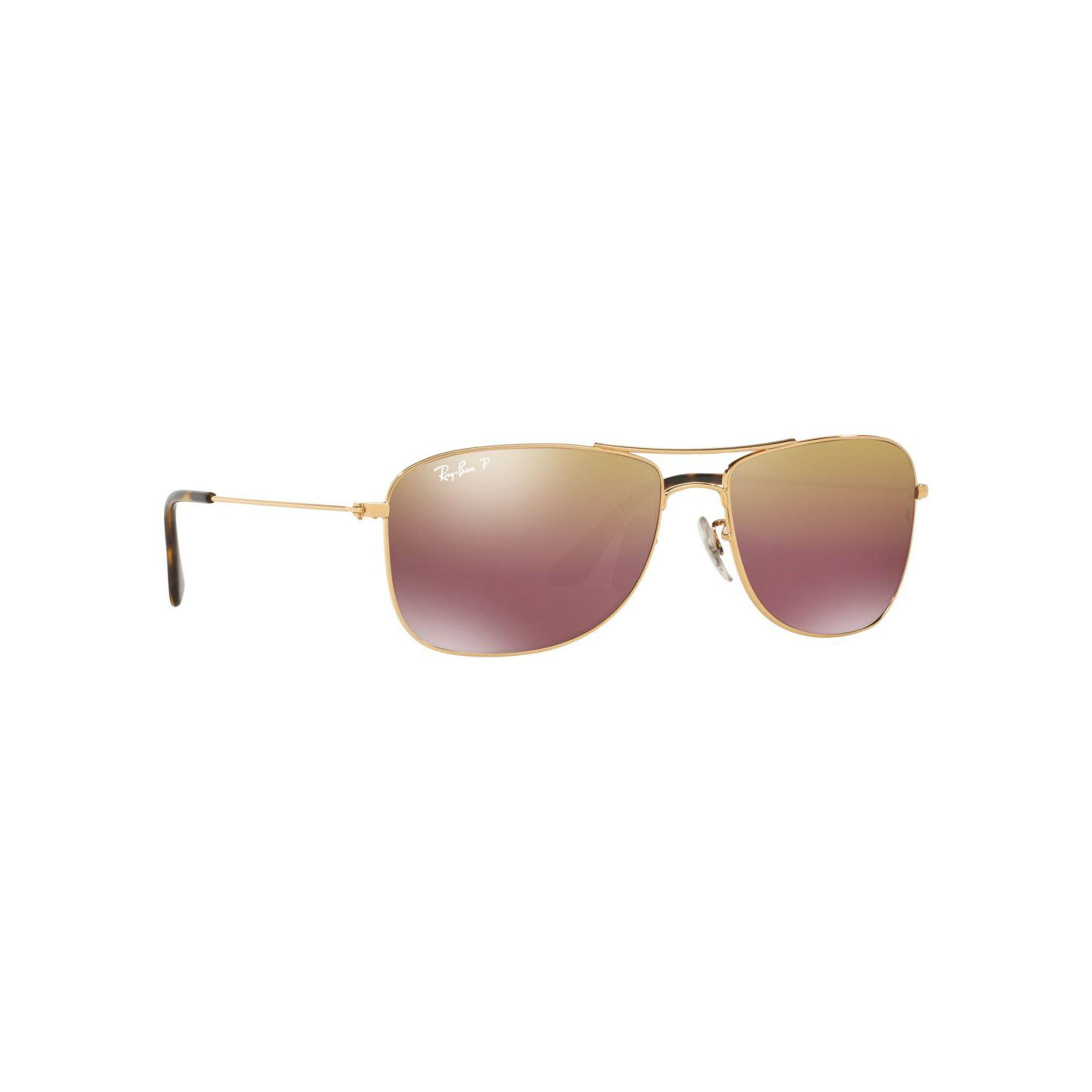 d5f2b58726 Ray-Ban Gold Rb3543 Pilot Sunglasses in Metallic for Men - Lyst