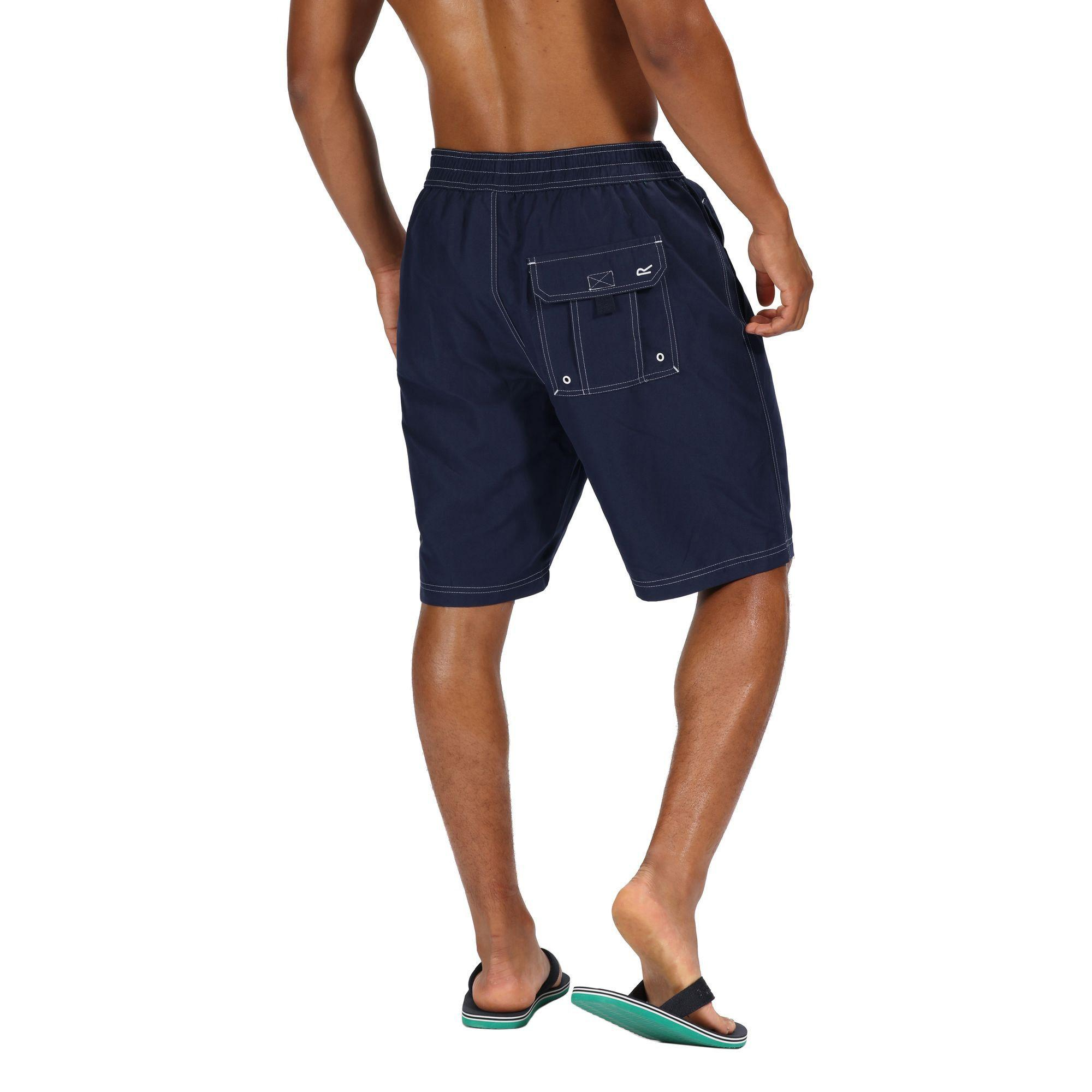 537733448c Regatta - Blue Hotham Iii Swim Shorts for Men - Lyst. View fullscreen