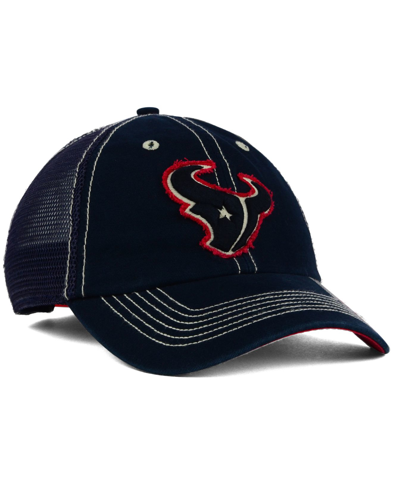 47 Brand Houston Texans Youth Basic Beanie Navy Blue
