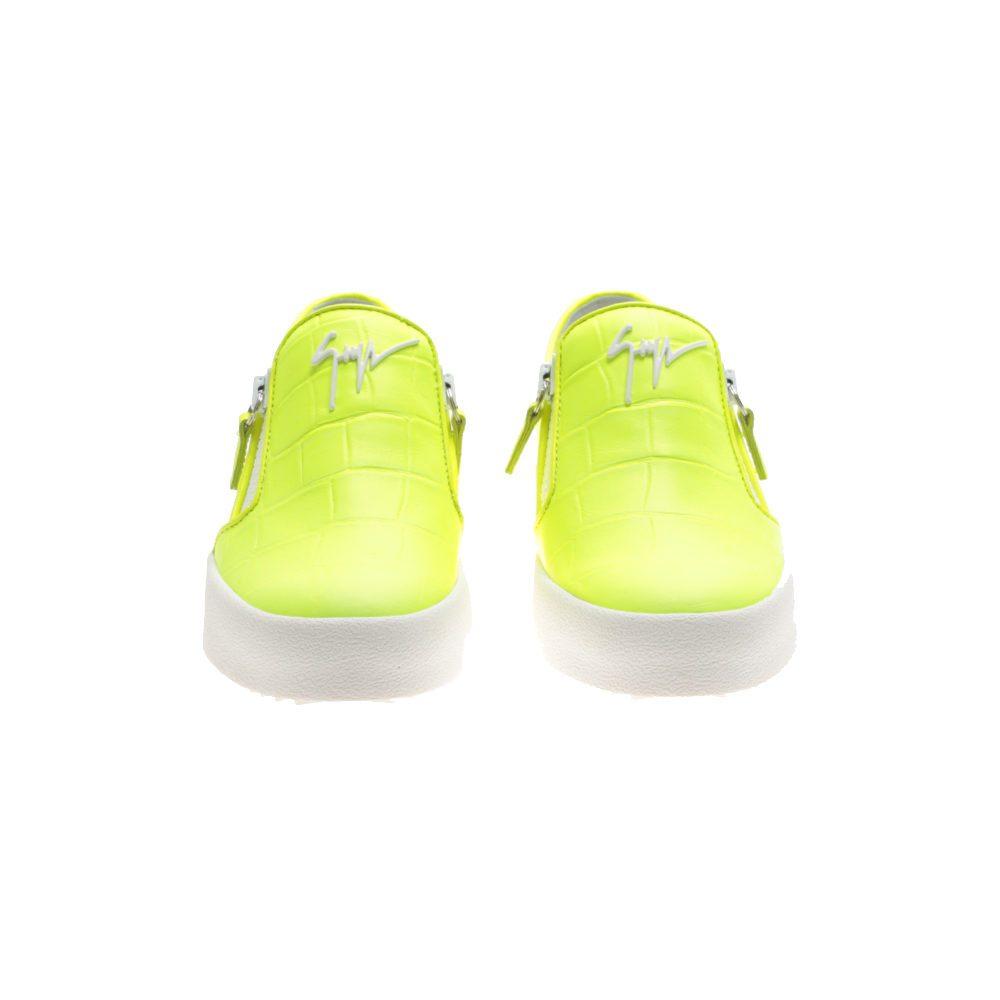 Zips Shoes Blue Yellow