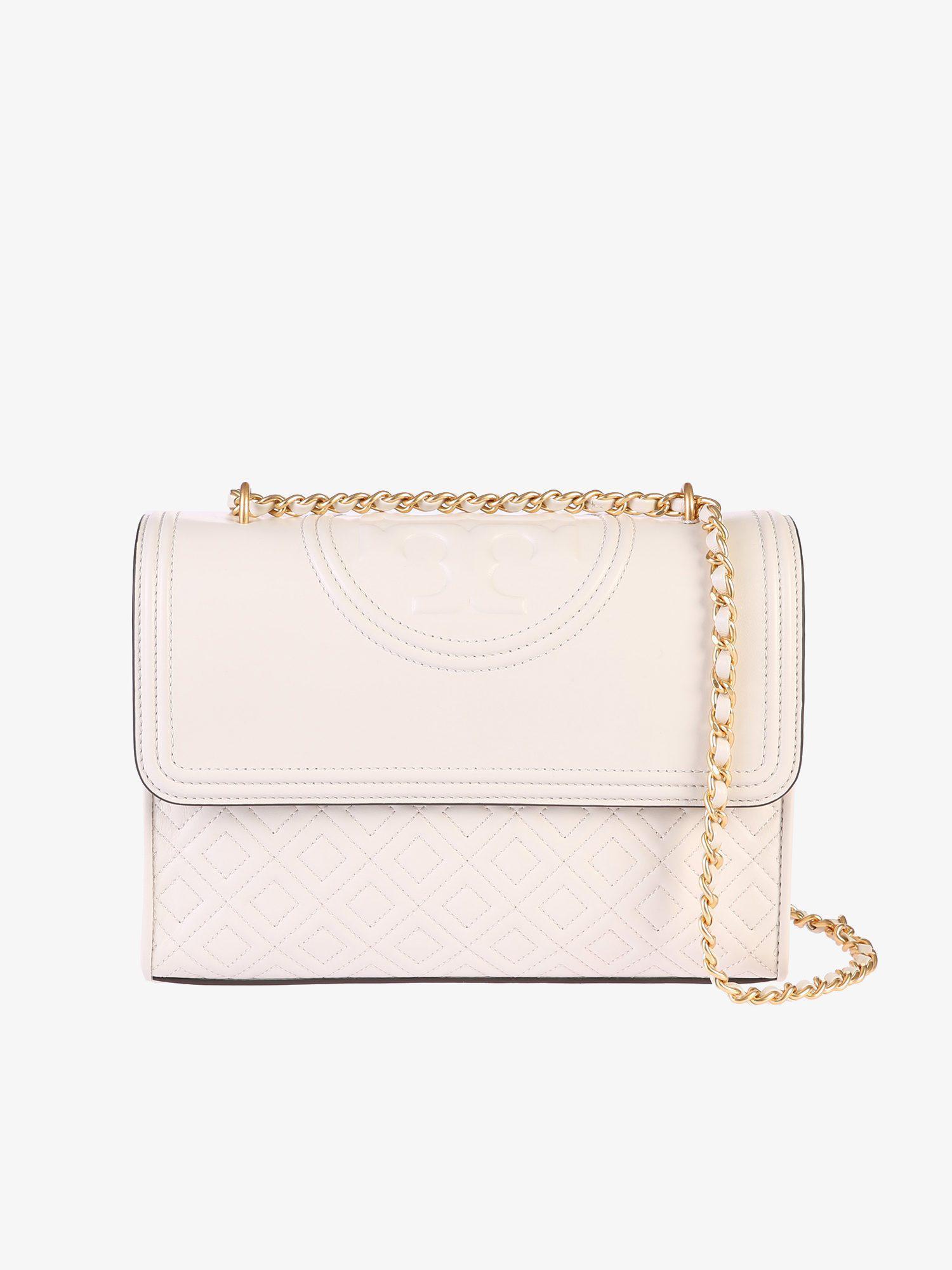 404345673bd2 Tory Burch. Women s Fleming Leather Shoulder Bag
