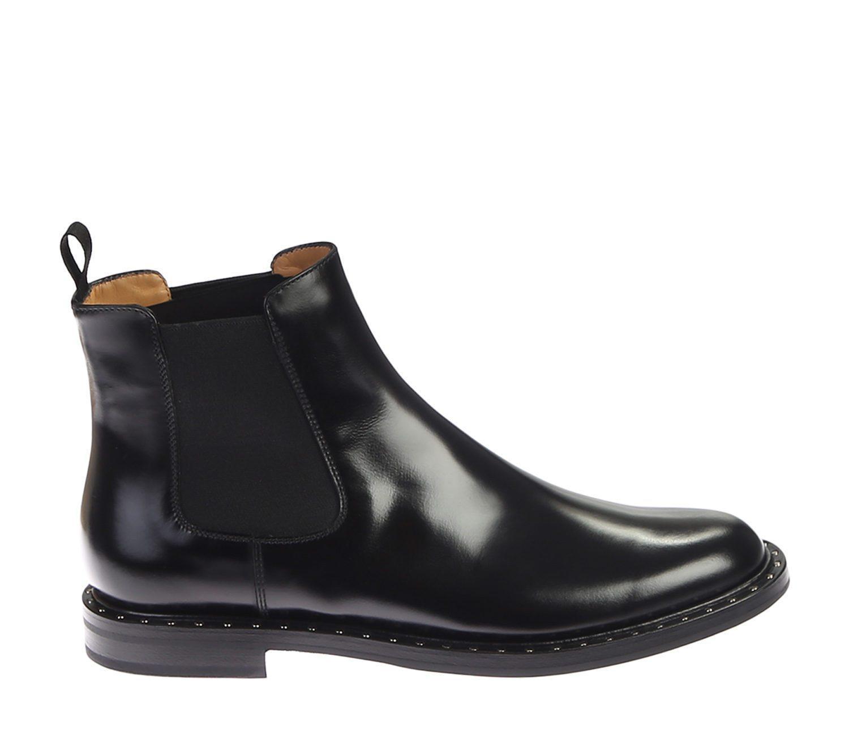 Vraiment Pas Cher Church'sblack leather Nirah studded boots Très À Vendre Vente Discount Sortie Prix Incroyable Pas Cher De La France Pas Cher En Ligne wFgndJSXQh