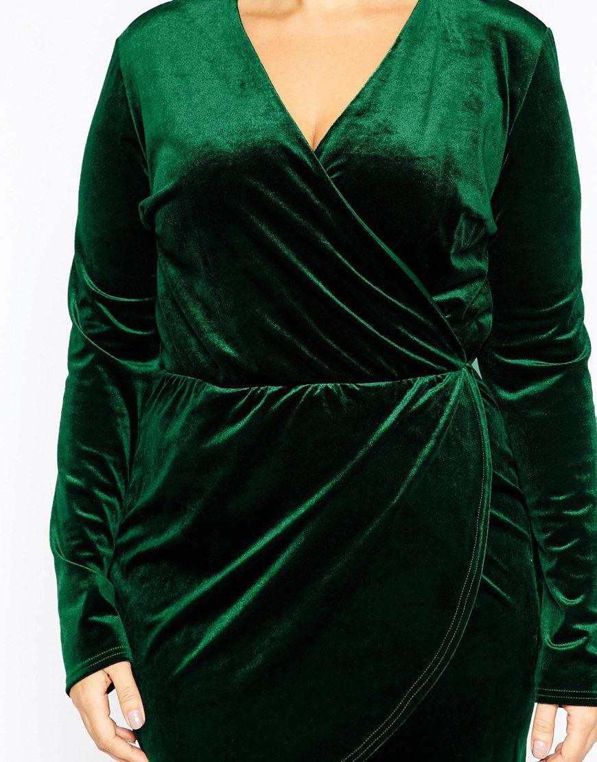be940dc58b1 Green Velvet Dress Plus Size Women 39 S Gowns And Formal Dresses