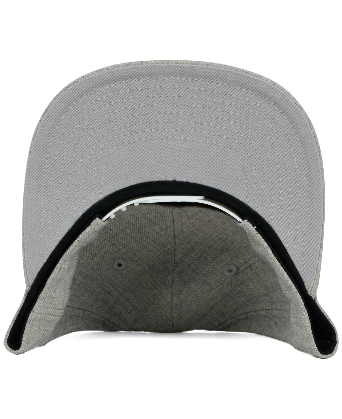reputable site eec6b 47266 KTZ Kansas City Royals Heather C-dub 9fifty Snapback Cap in Gray for ...