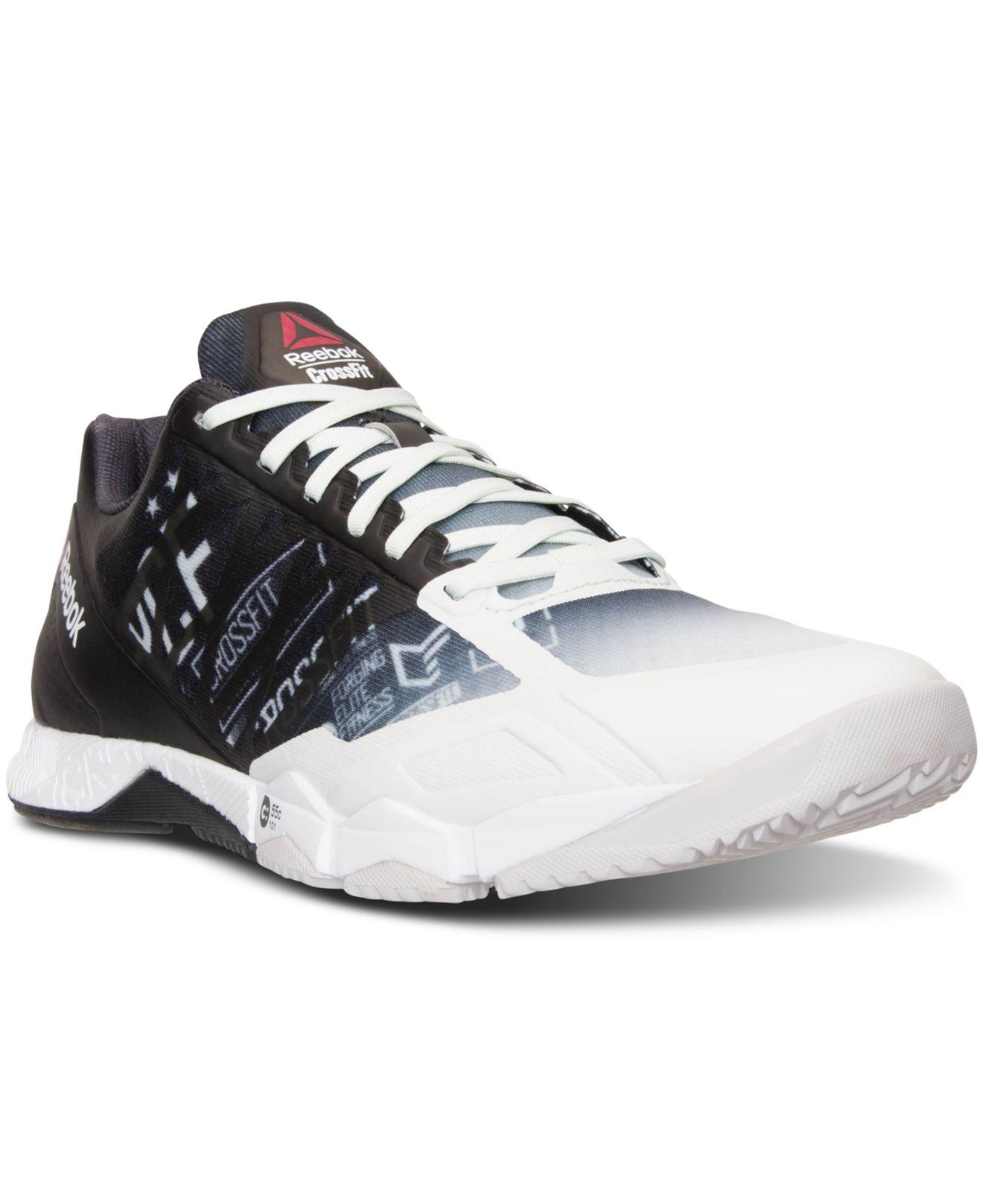 5924d1b772e60f Lyst - Reebok Men s Crossfit Speed Tr Training Sneakers From Finish ...