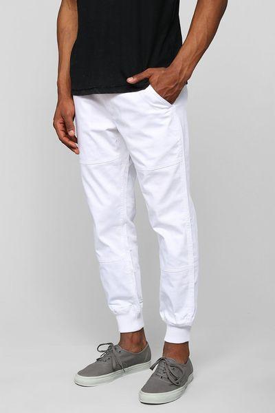 Perfect Ladies Jogging Pants  White Womens Sweatpants White 50 Off