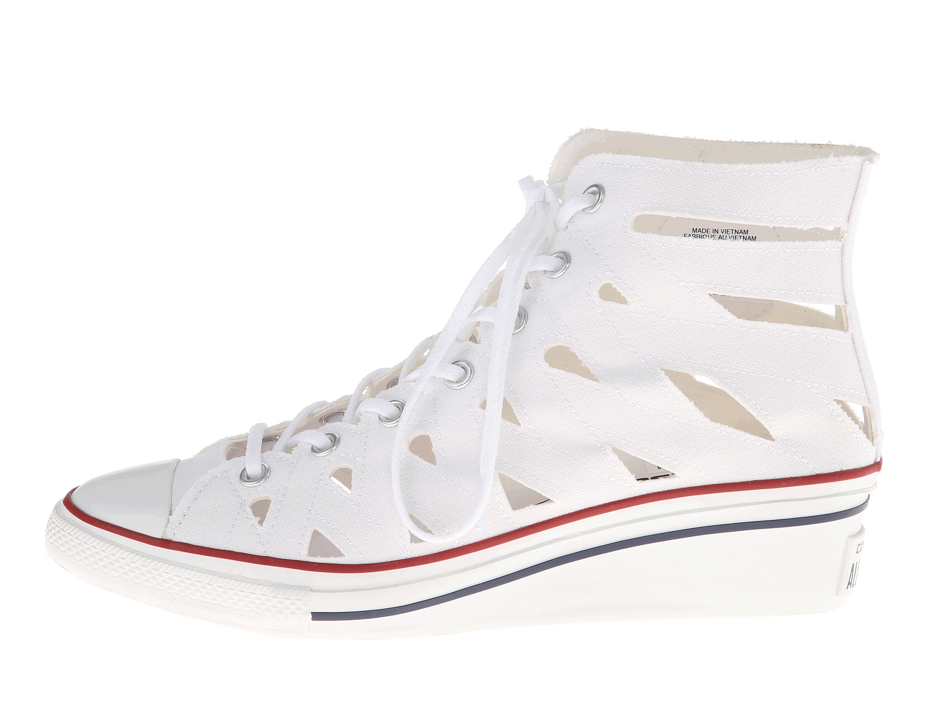 3a48b37bfc56 Gallery. Previously sold at  Zappos · Women s Converse Chuck Taylor ...