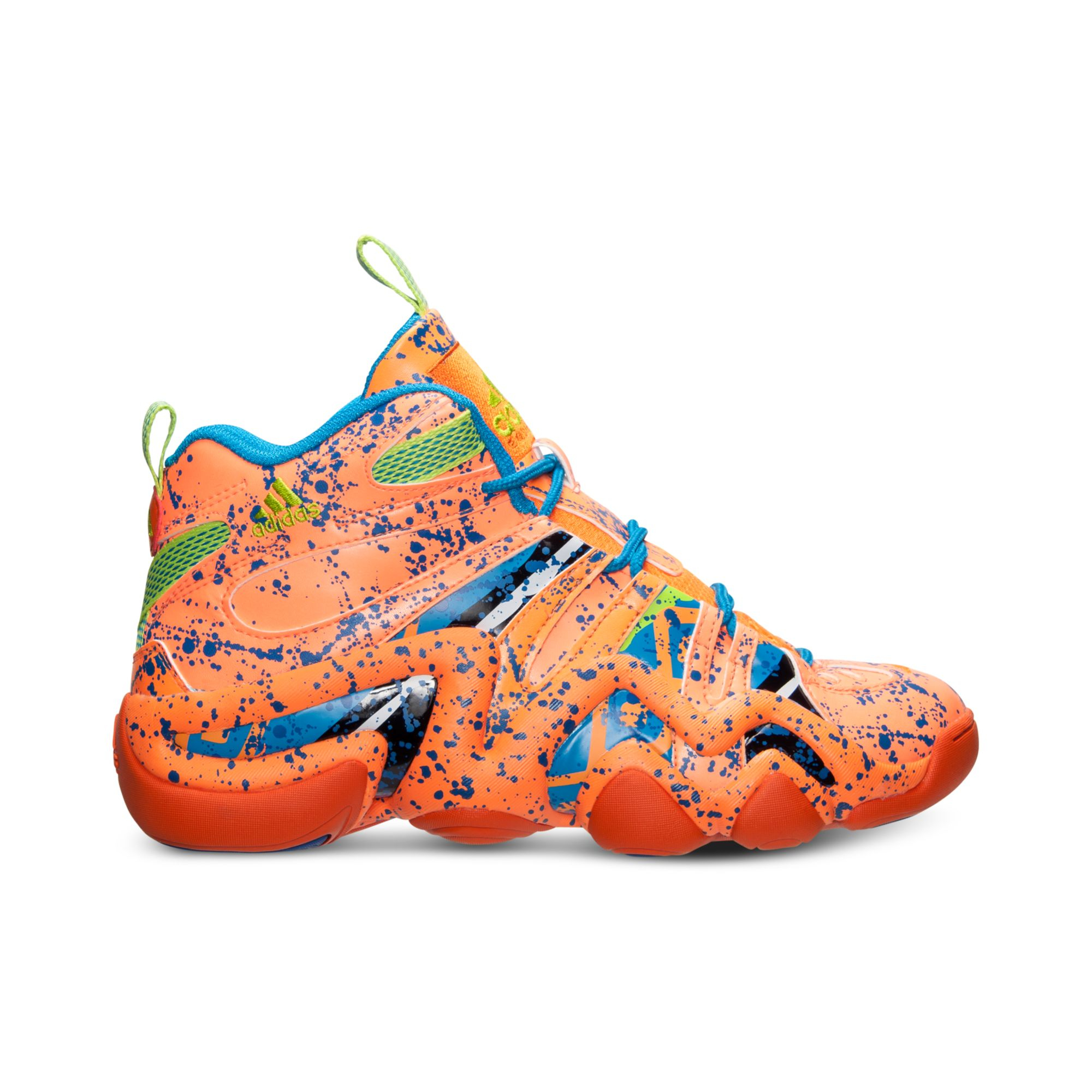 Lyst - Adidas Mens Crazy 8 Basketball Sneakers From Finish ...