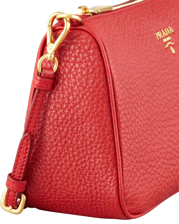 fake prada purse - prada nylon crescent shoulder bag, replica designer handbags thailand