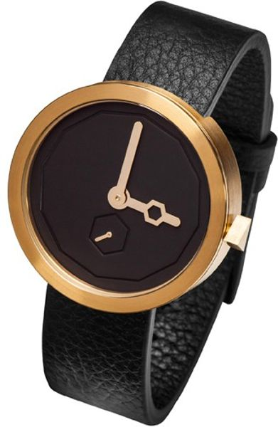 Aark Collective Classic Amber Watch In Gold For Men Lyst