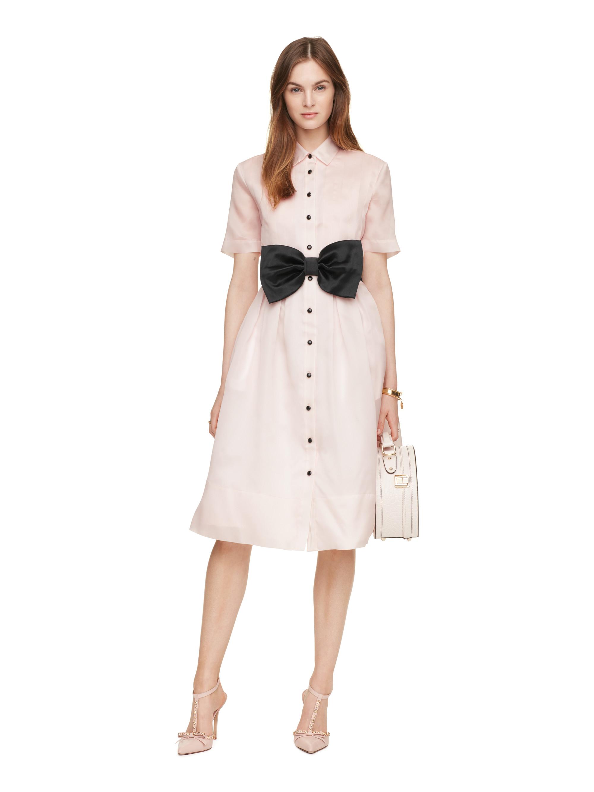 Lyst Kate Spade New York Tari Dress In Pink