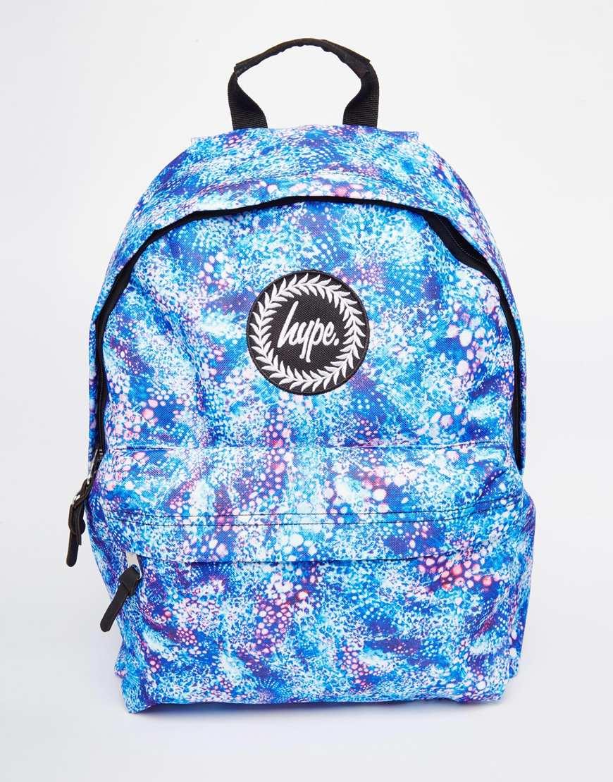 ec59456c14b Lyst - Hype Bubblegum Backpack  in Blue for Men