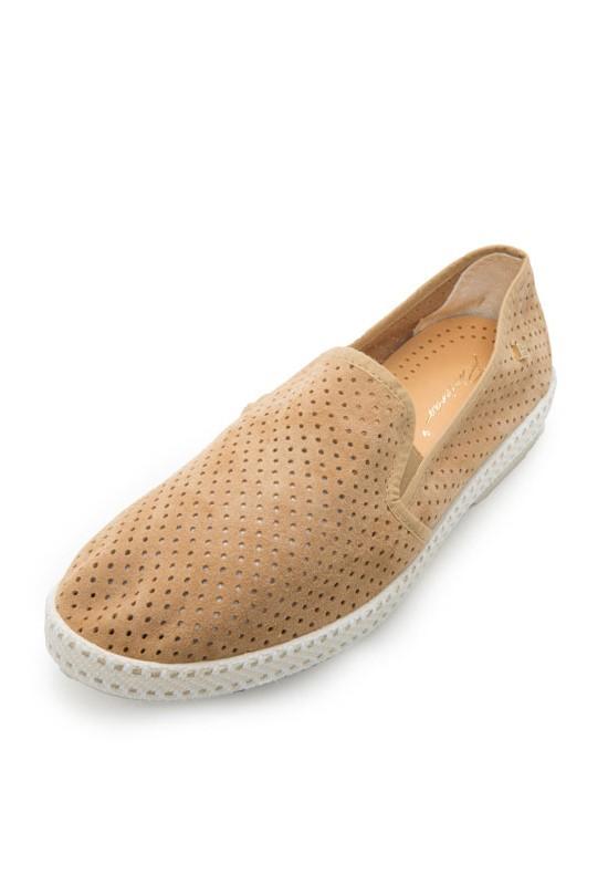 rivieras sultan 30 leisure shoe in brown lyst