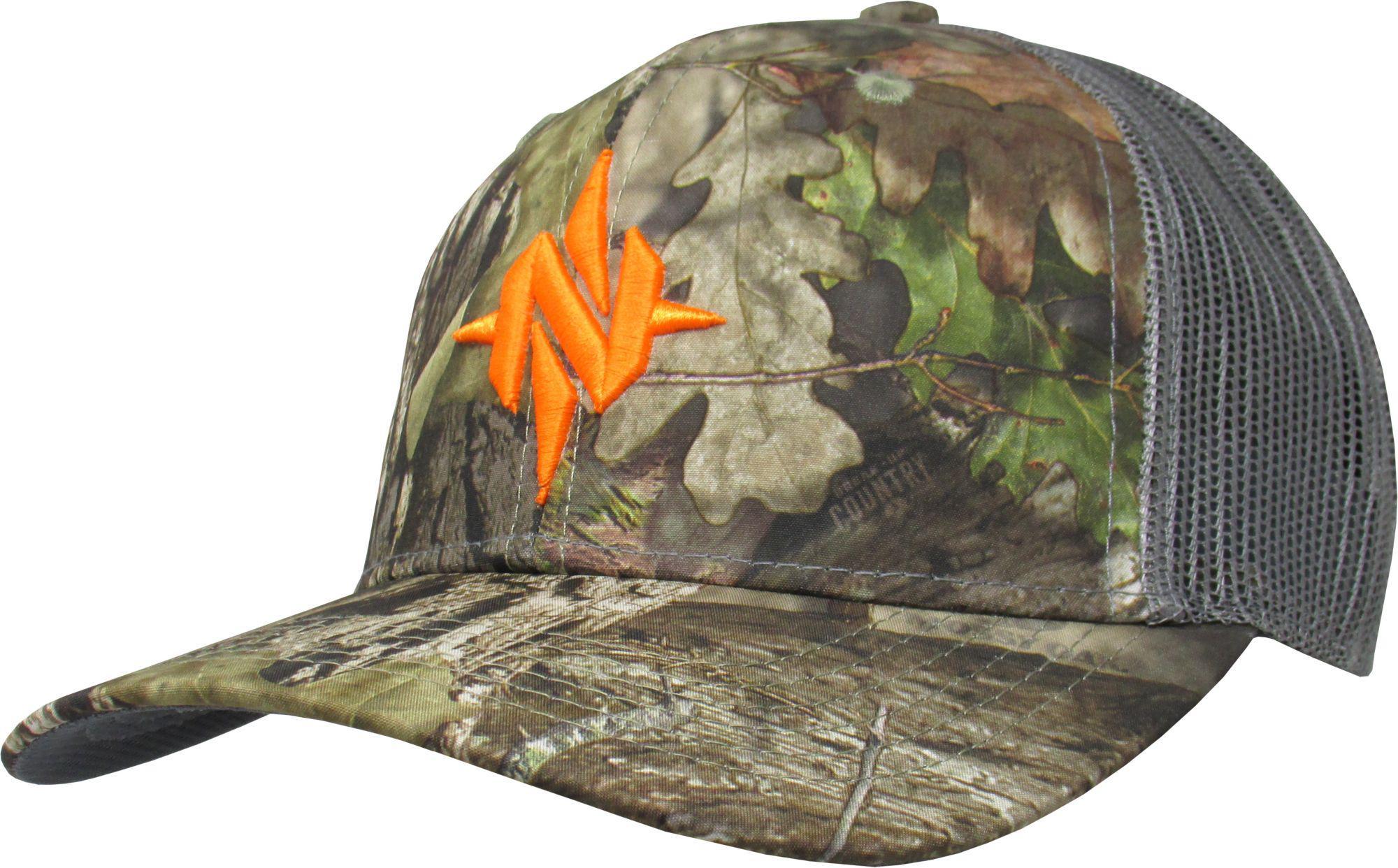 2c723e7d38c6 Nomad Multicolor Camo Trucker Hat for men. View fullscreen
