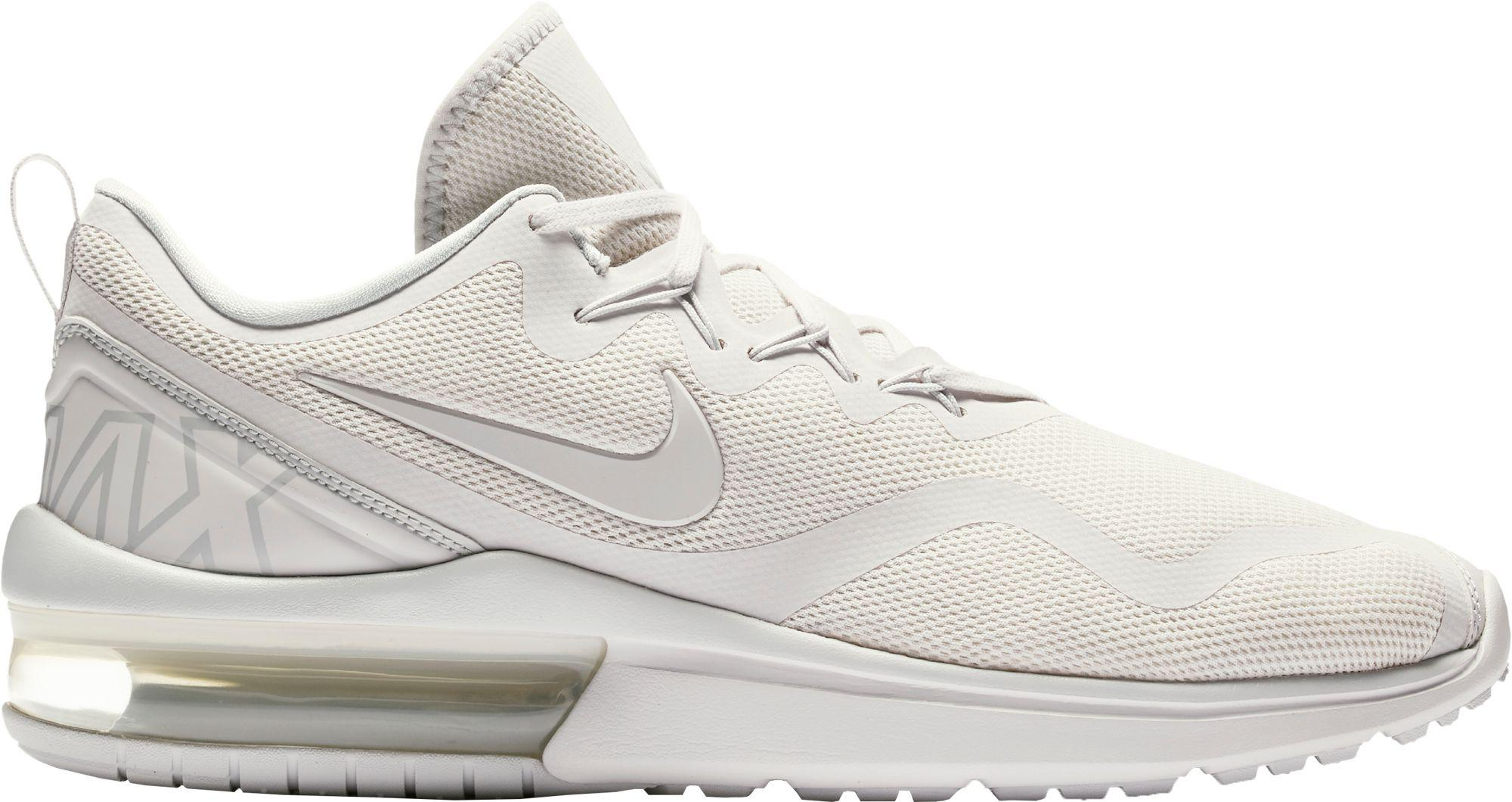 9457ae6f2410 Lyst - Nike Air Max Fury Running Shoes in White for Men