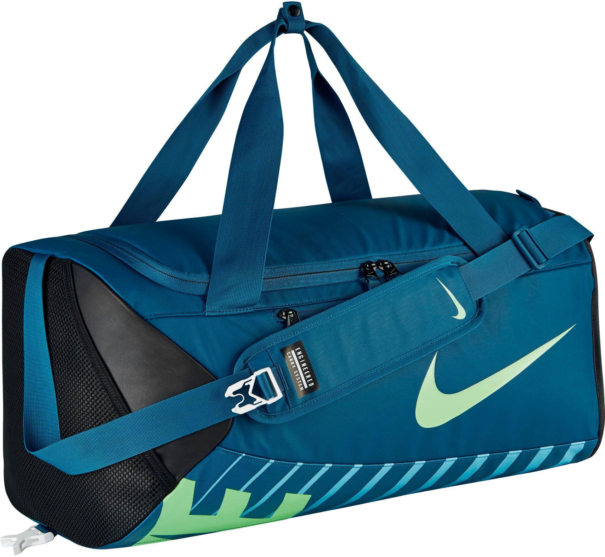 ee48ed9e03 Lyst - Nike Alpha Adapt Medium Crossbody Duffle Bag in Blue for Men